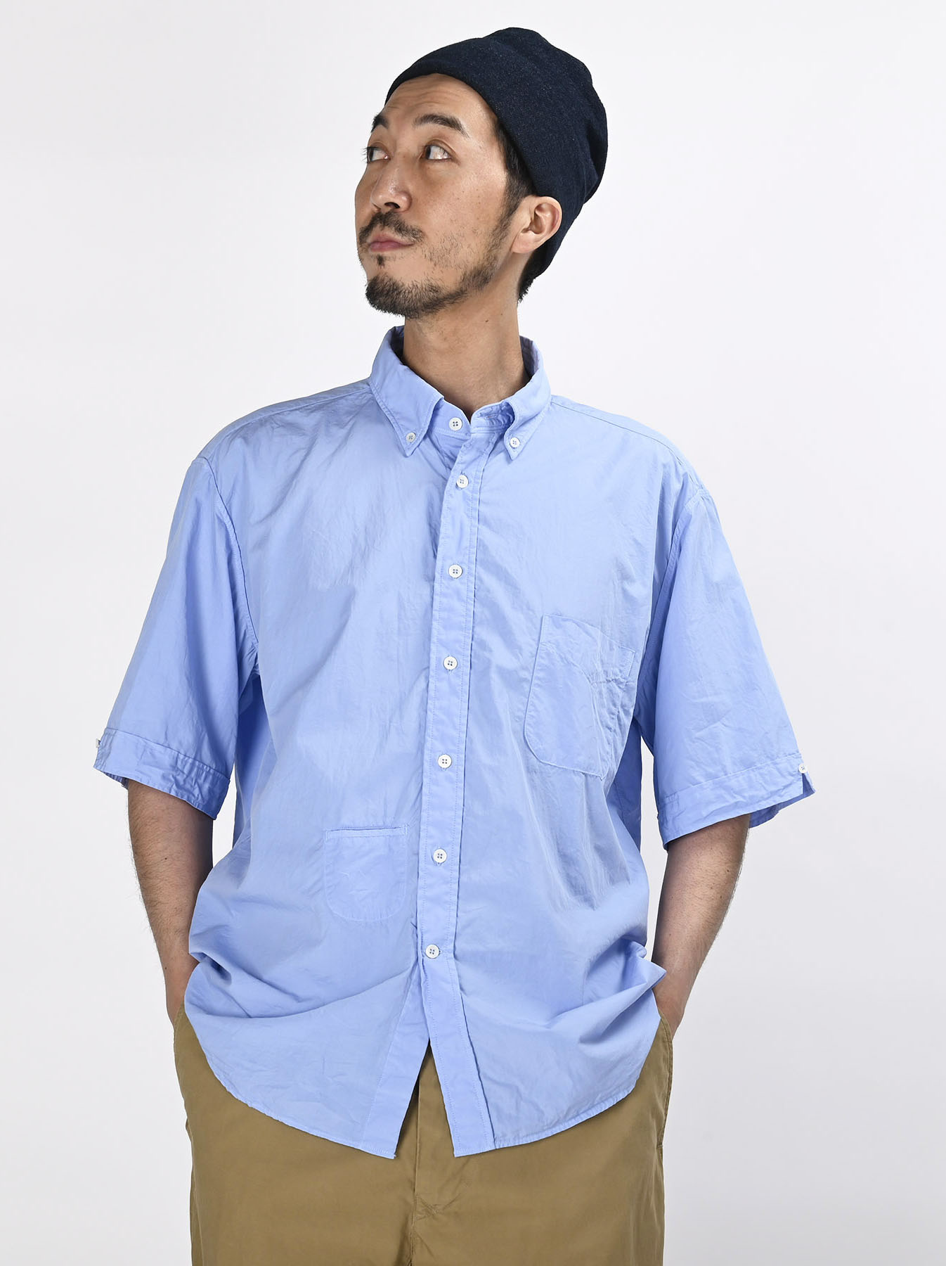 Damp Cotton Anuenue Ocean Shirt (0621)-5