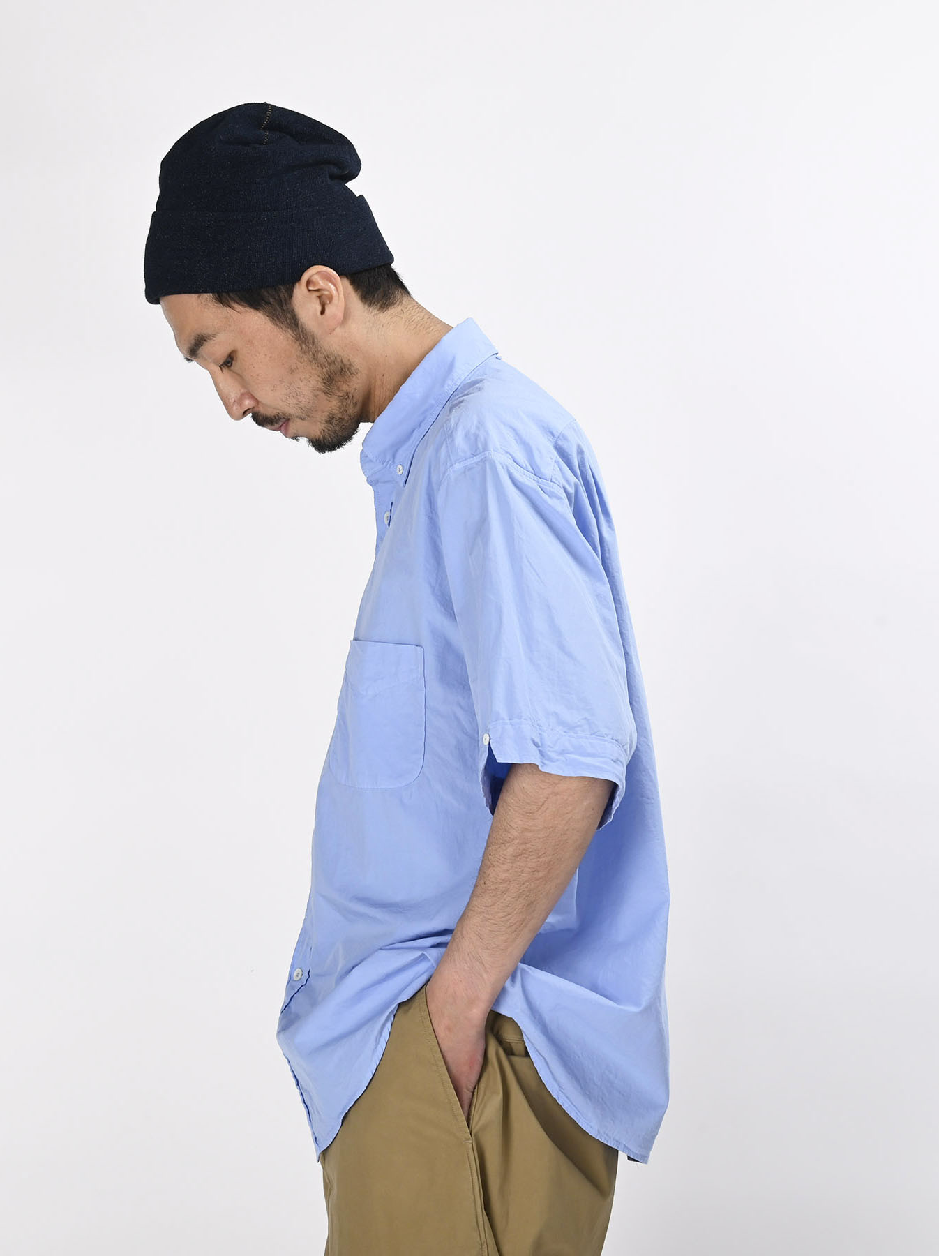 Damp Cotton Anuenue Ocean Shirt (0621)-6