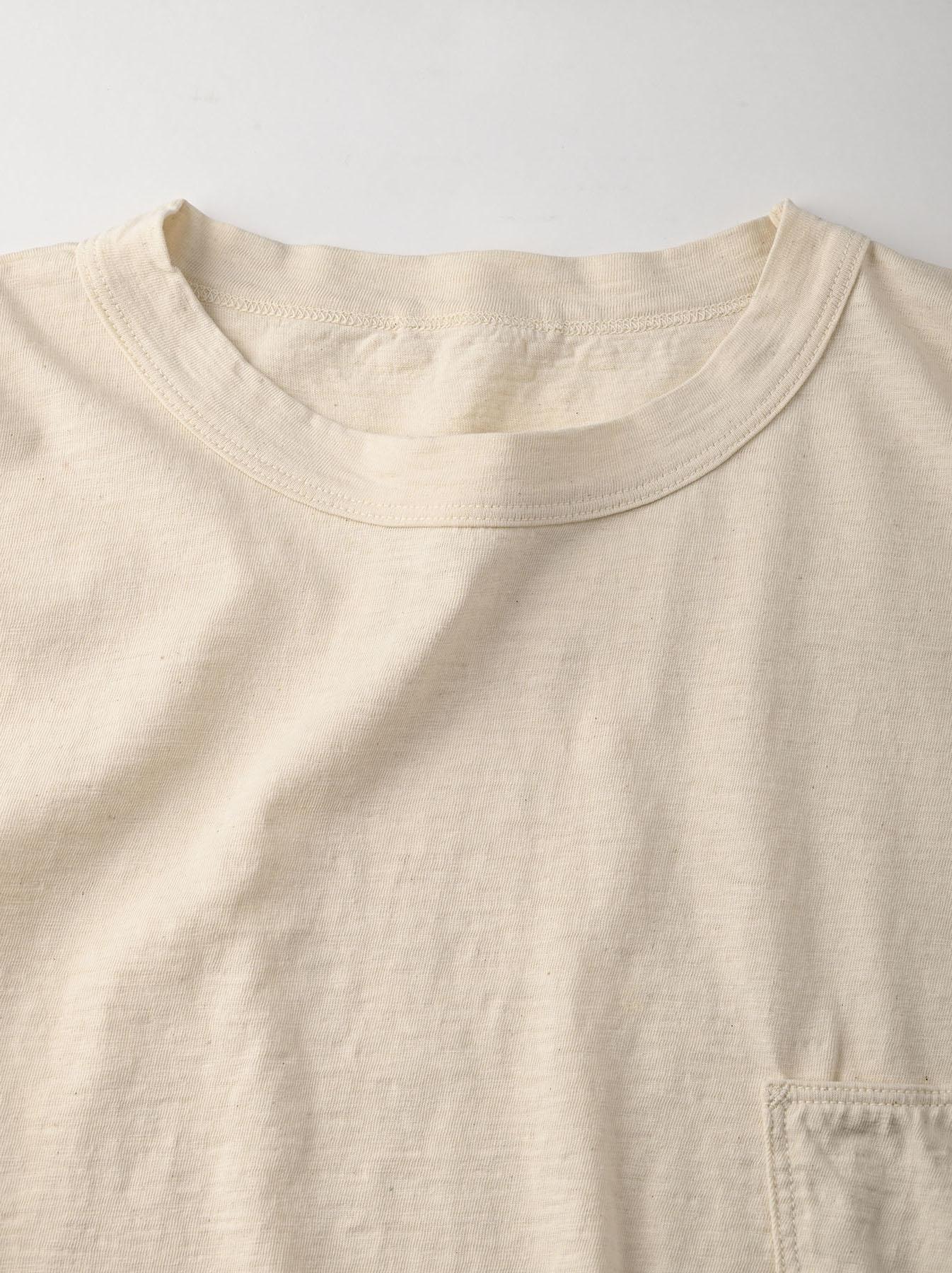 Hayama-kun Embroidered 908 Ocean T-shirt (0621)-7