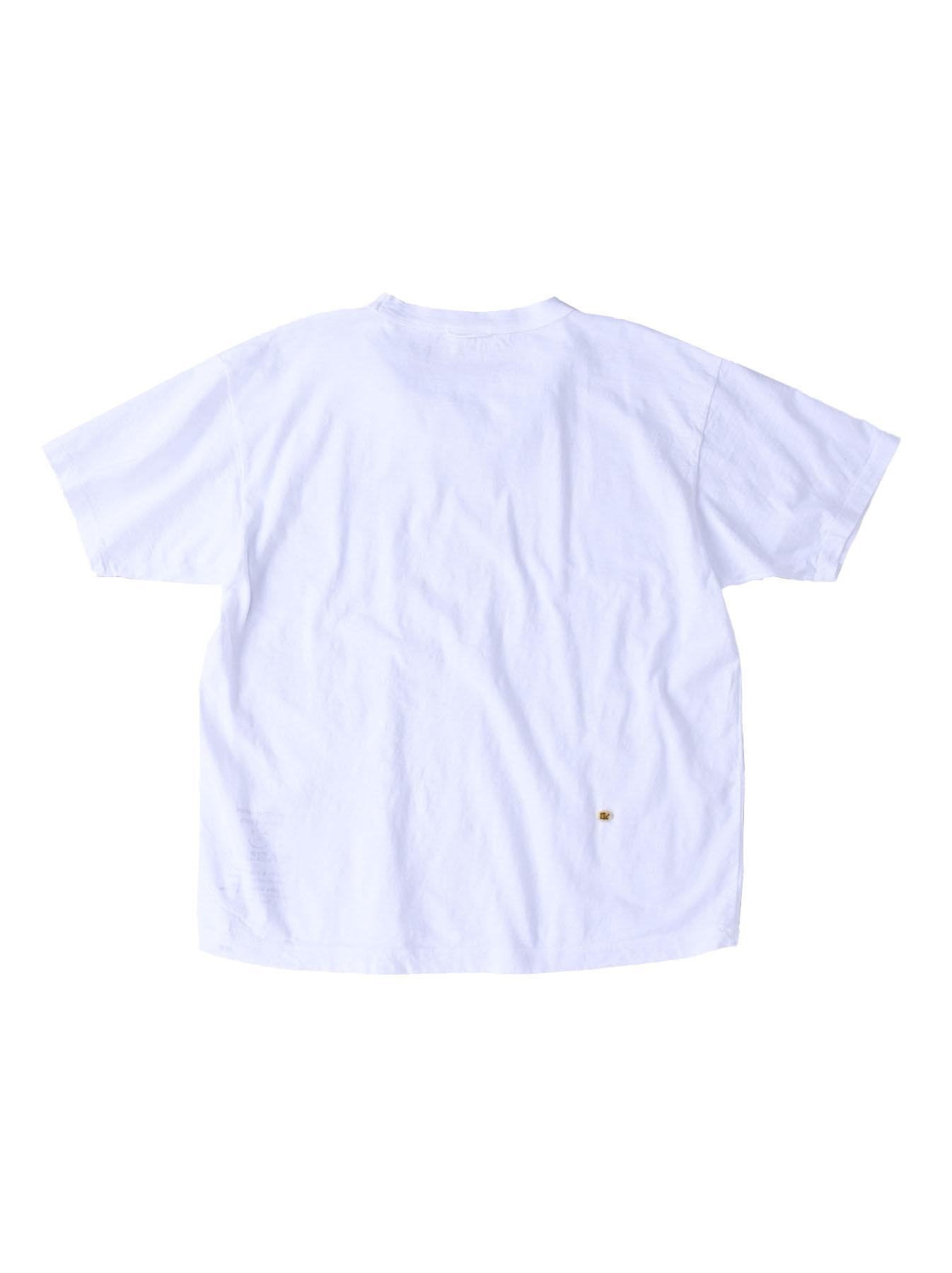 Lei Frill Ocean T-shirt (0621)-6