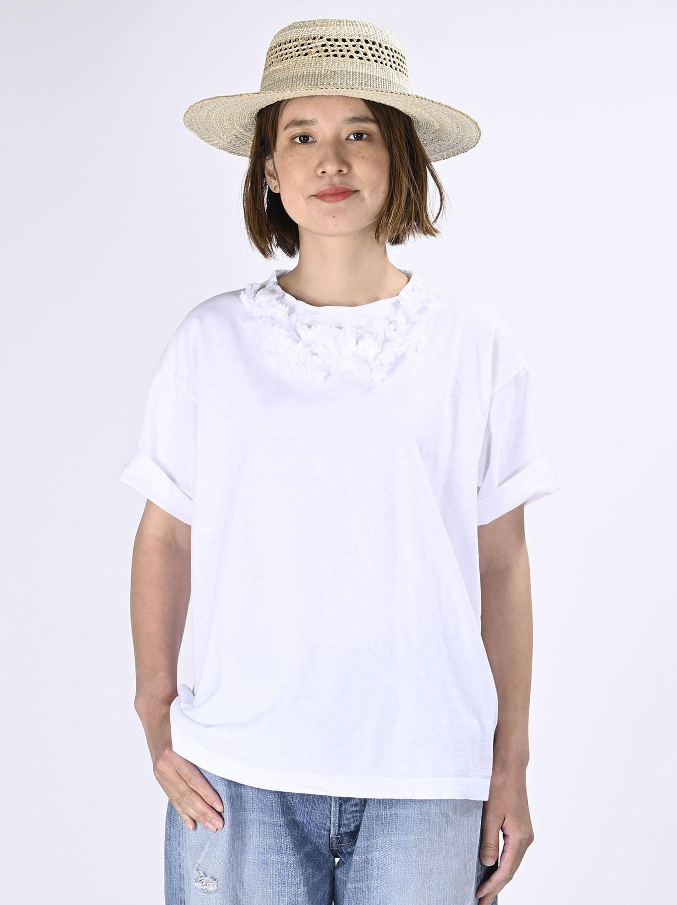 Lei Frill Ocean T-shirt (0621)-3