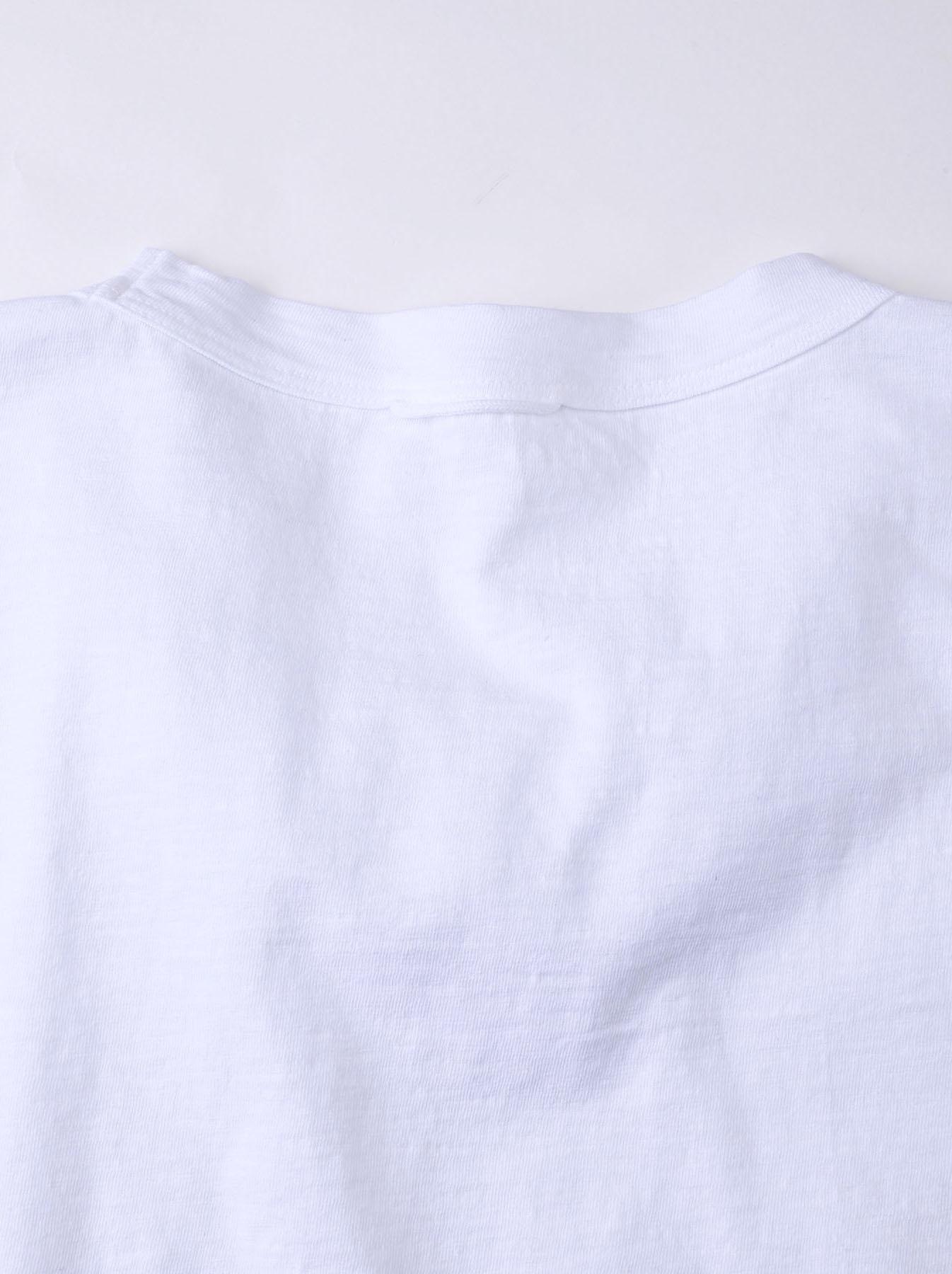 Lei Frill Ocean T-shirt (0621)-9