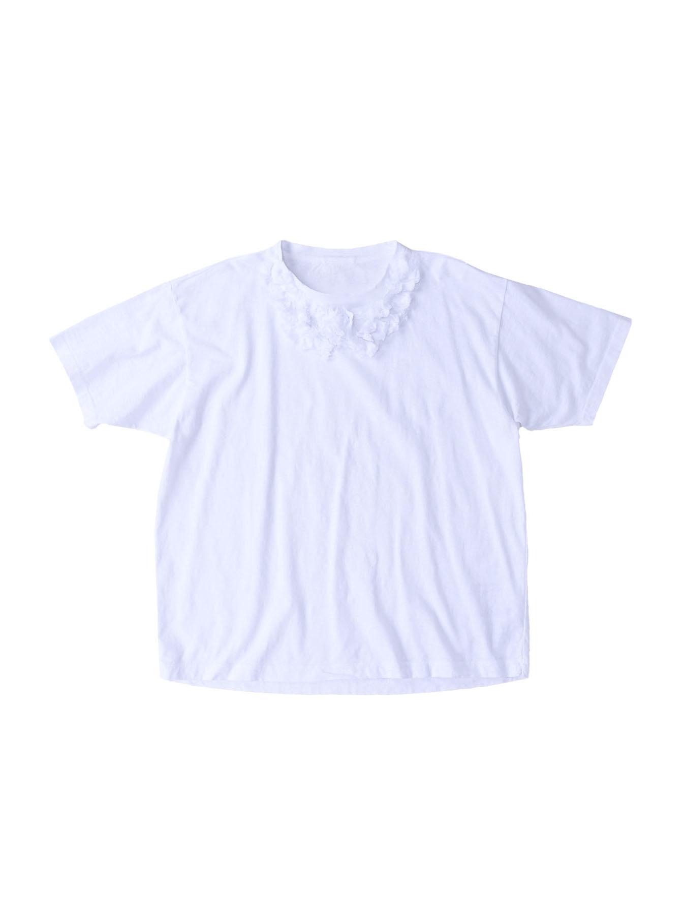Lei Frill Ocean T-shirt (0621)-1