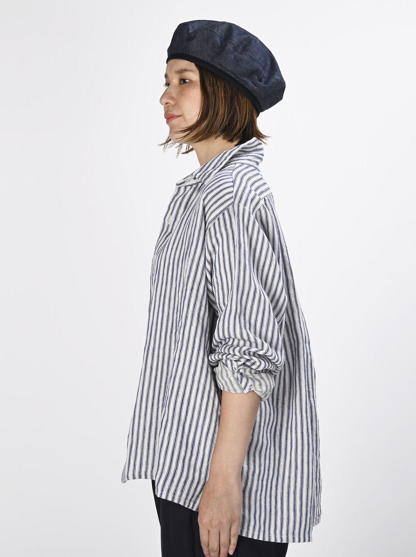 Indian Linen Twill 908 Shirt (0621)-4