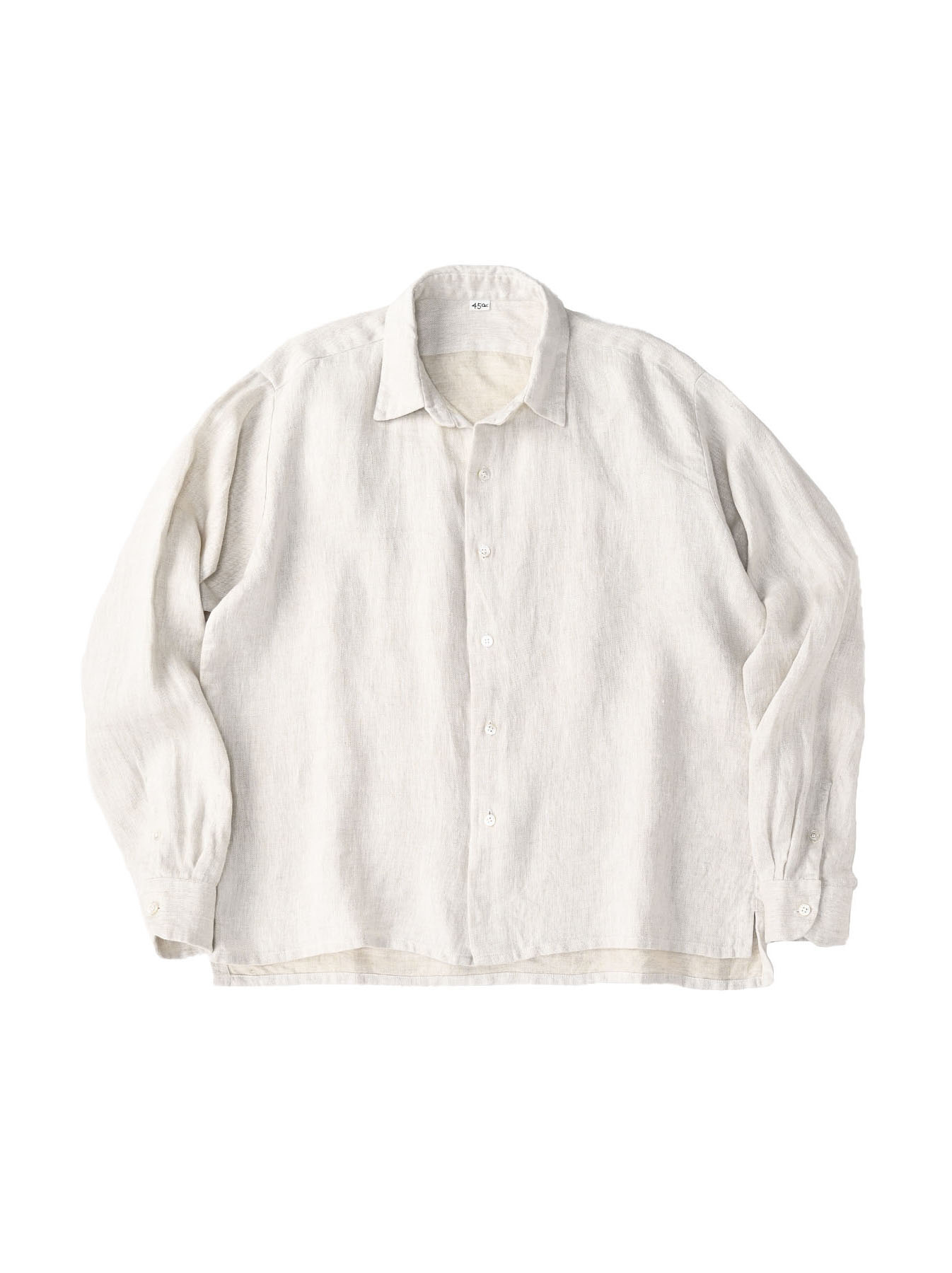 Indian Linen Twill 908 Shirt (0621)-9