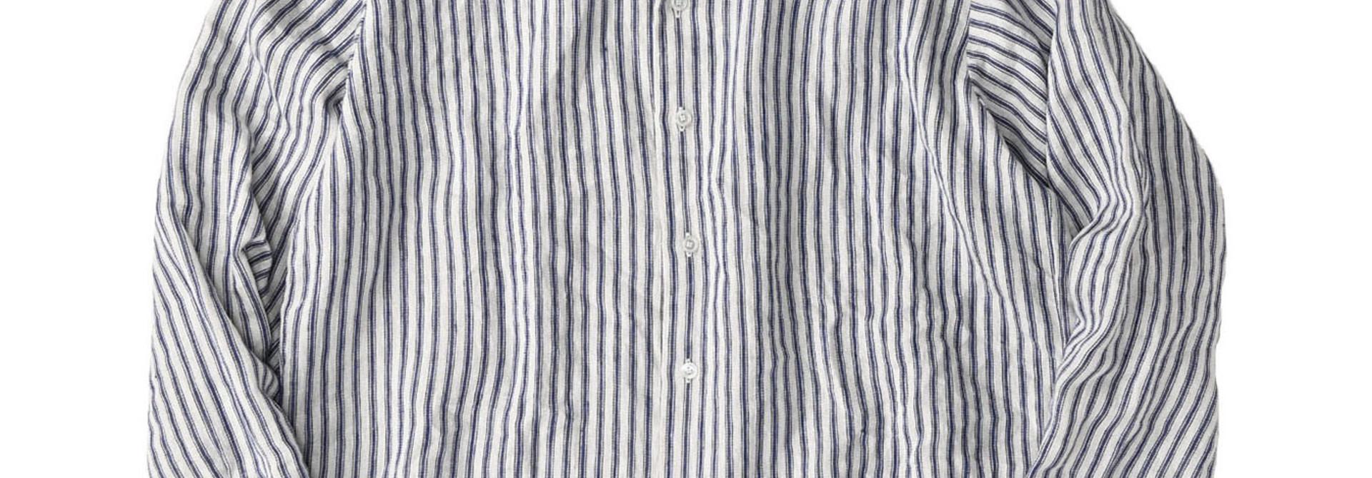 Indian Linen Twill 908 Shirt (0621)