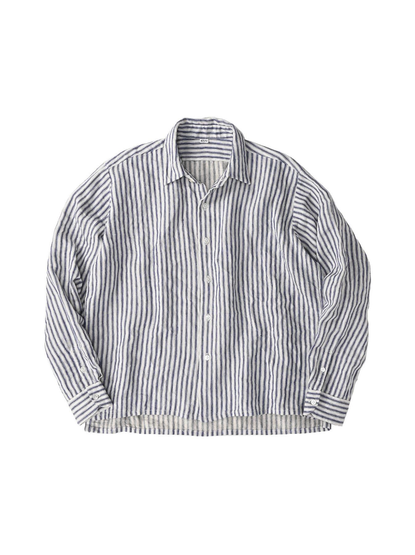 Indian Linen Twill 908 Shirt (0621)-1