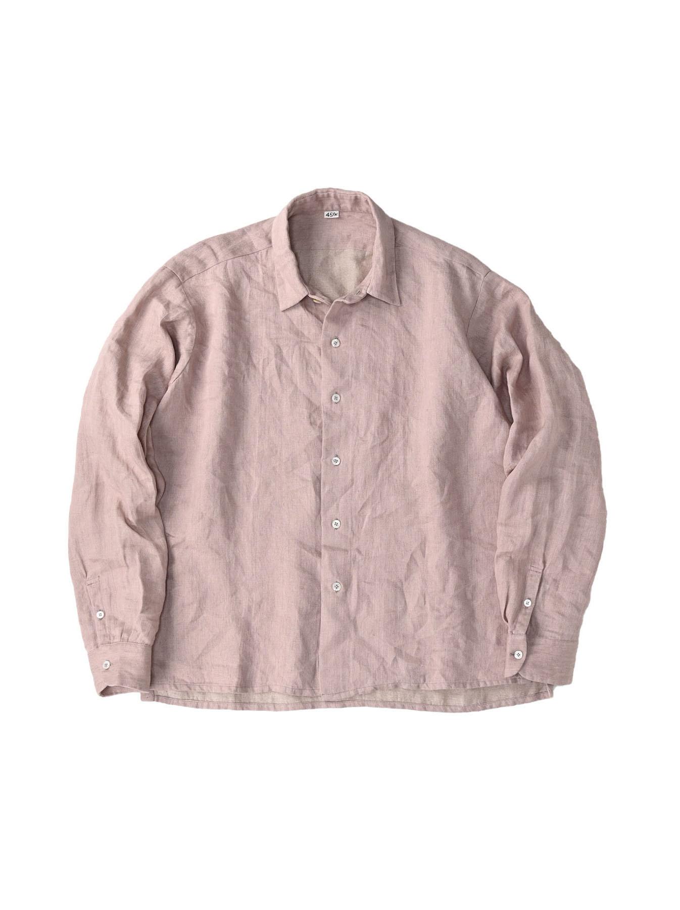 Indian Linen Twill 908 Shirt (0621)-10