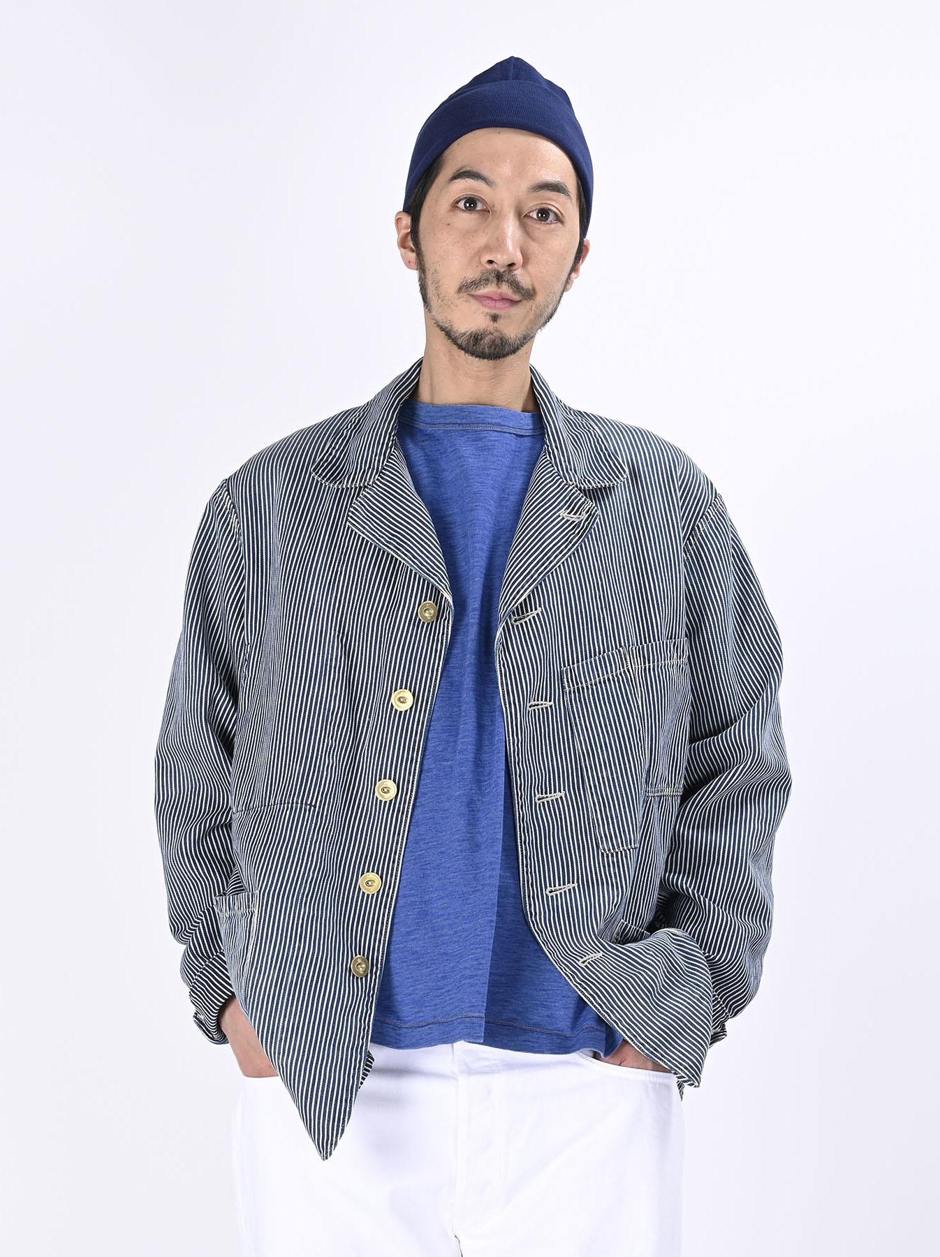Komugi Denim 908 Coverall 2 (0621)-3