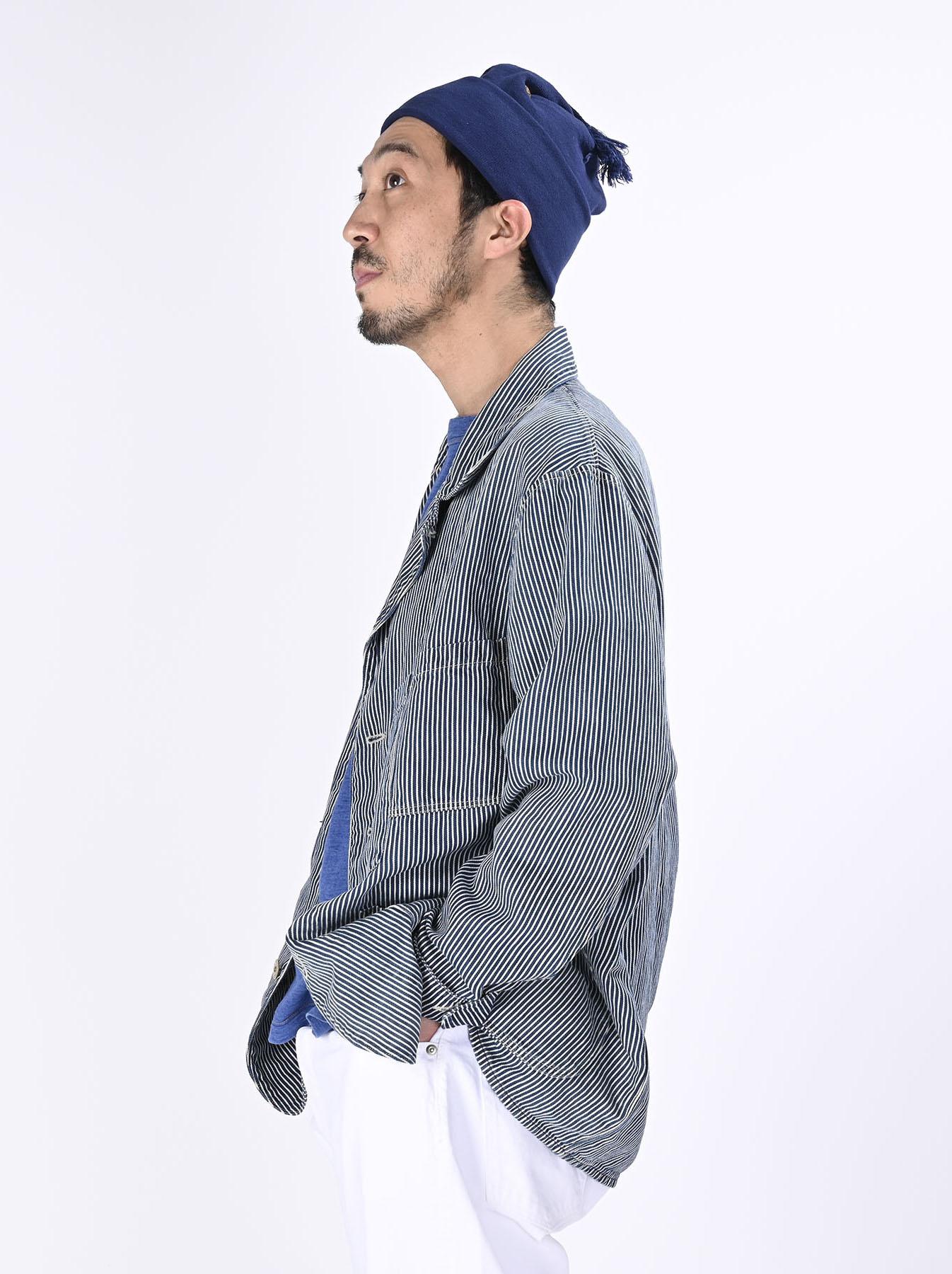 Komugi Denim 908 Coverall 2 (0621)-4