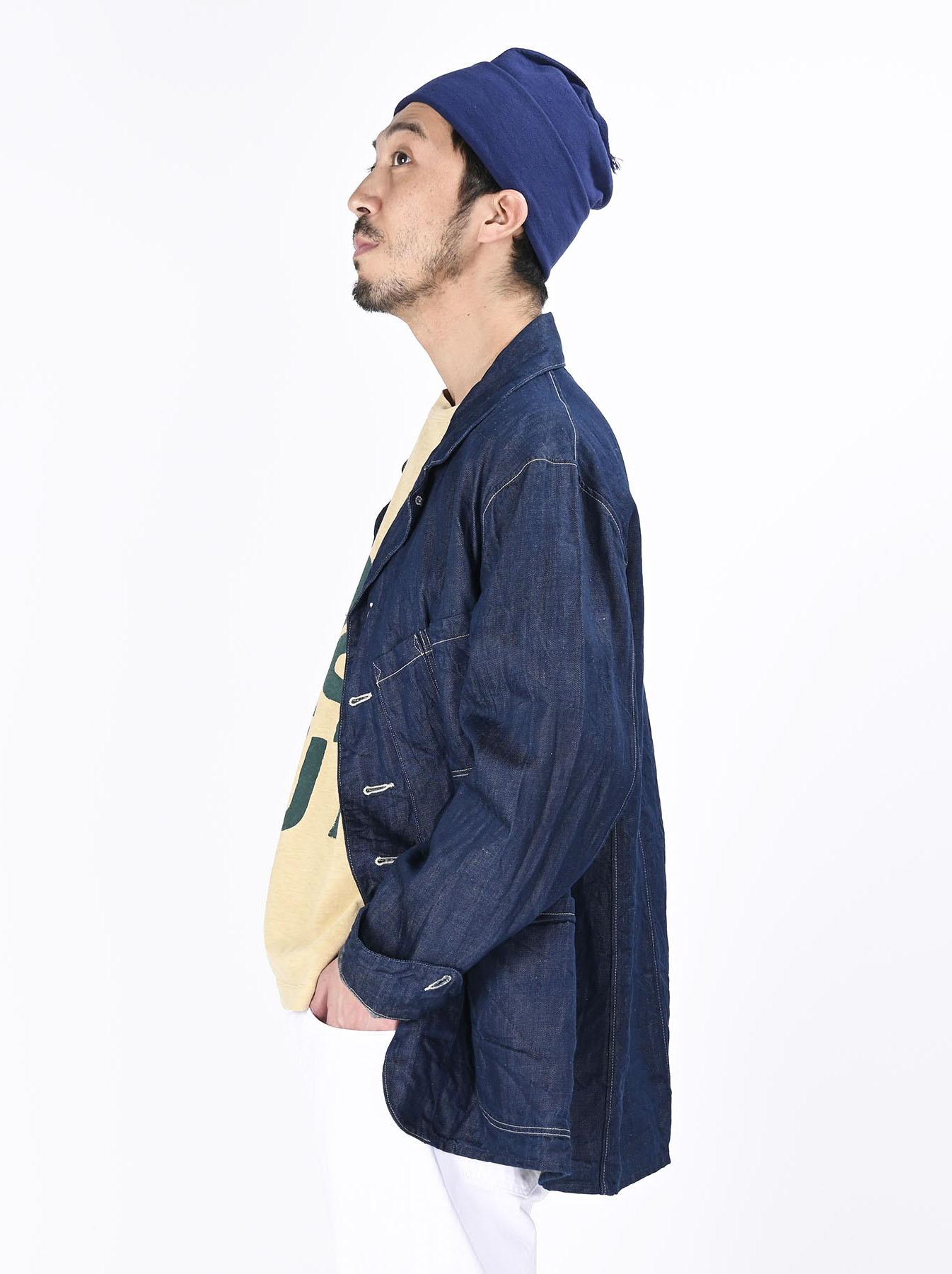 Komugi Denim 908 Coverall 1 (0621)-4