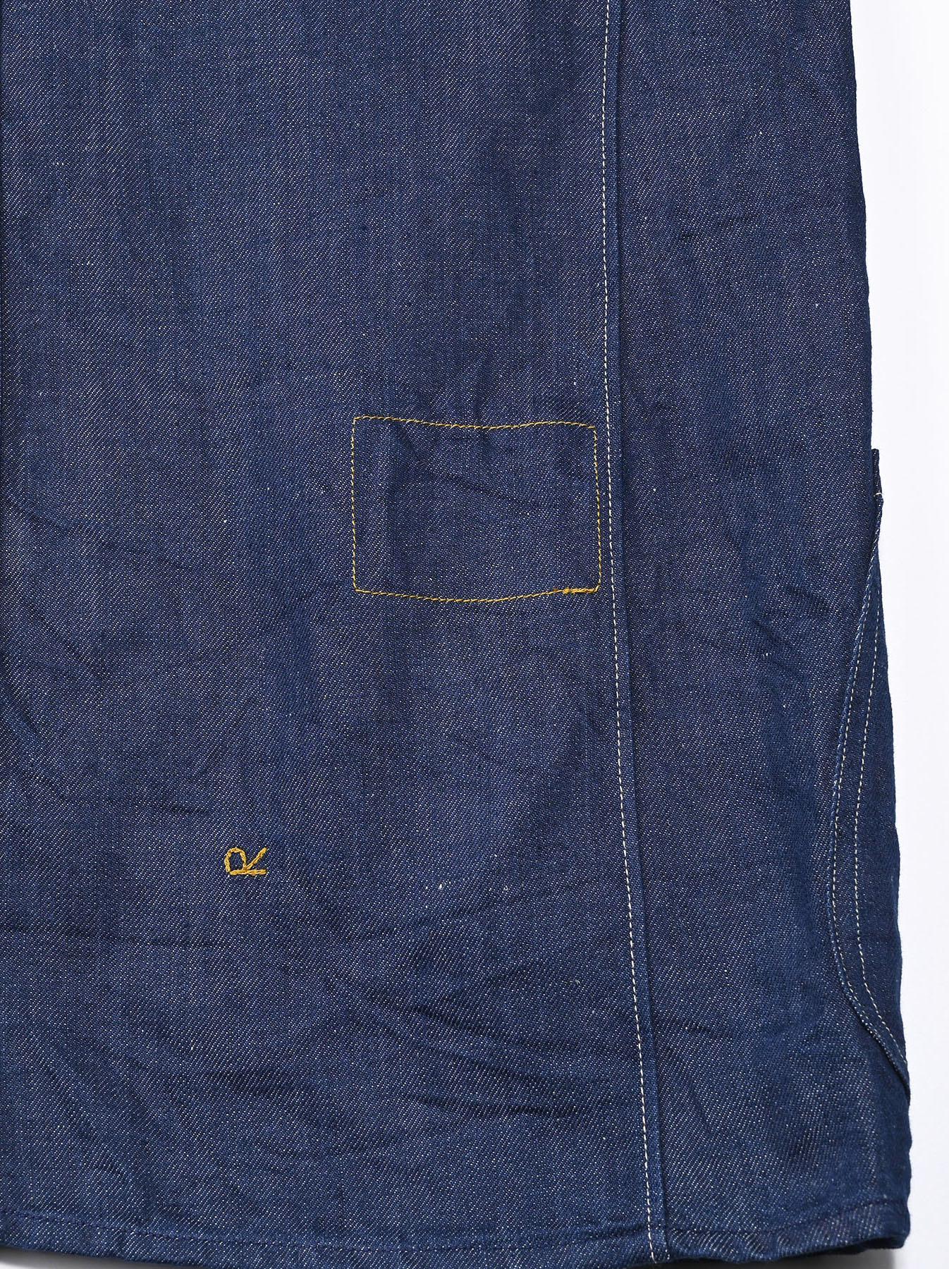 Komugi Denim 908 Coverall 1 (0621)-12