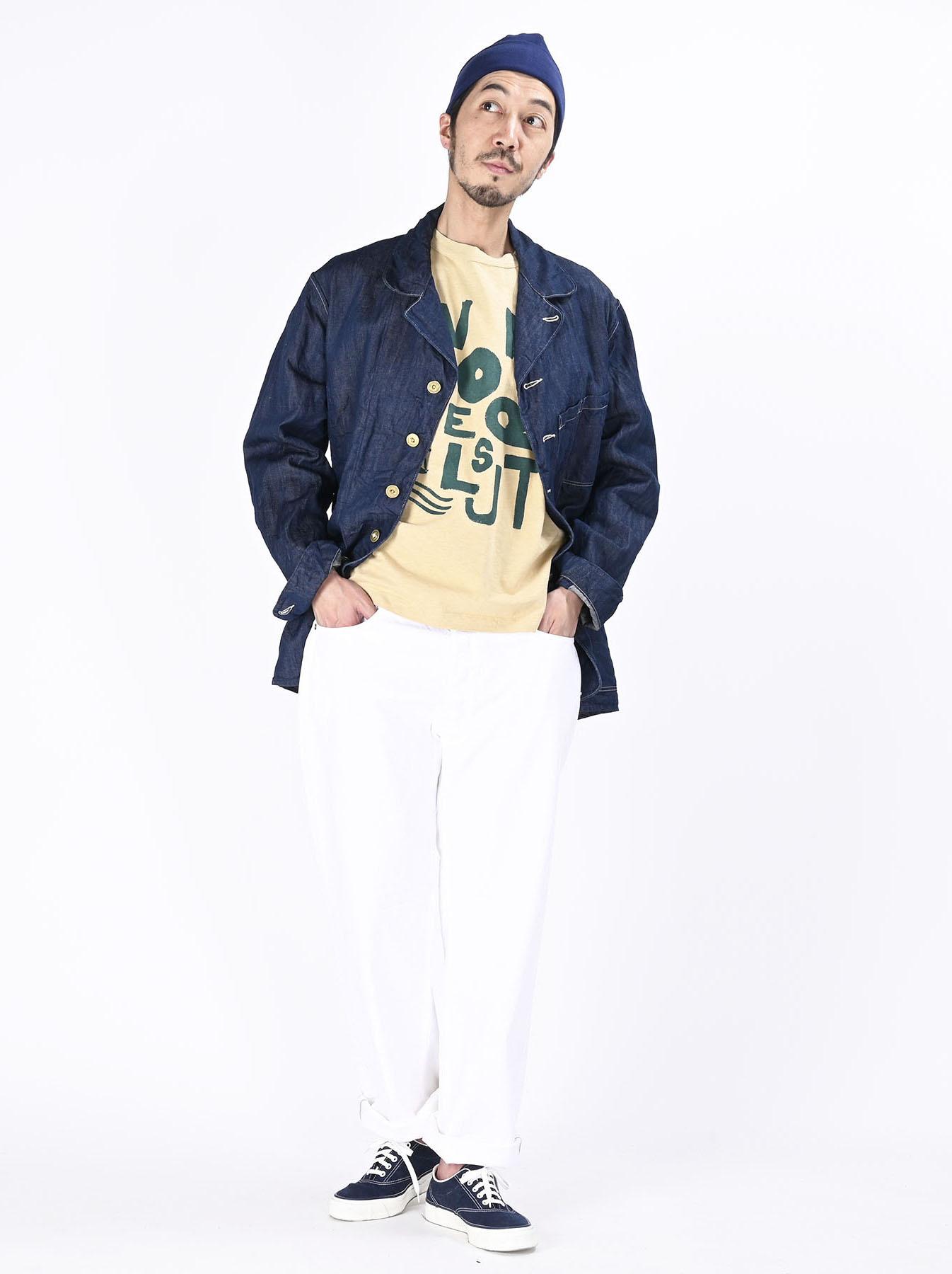 Komugi Denim 908 Coverall 1 (0621)-2