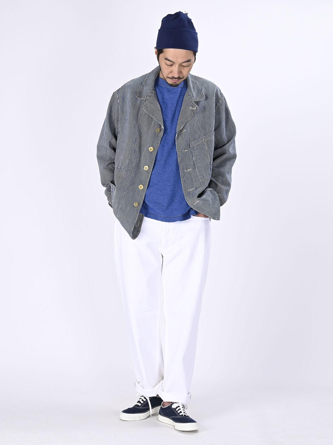 Komugi Denim 908 Coverall 2 (0621)-2
