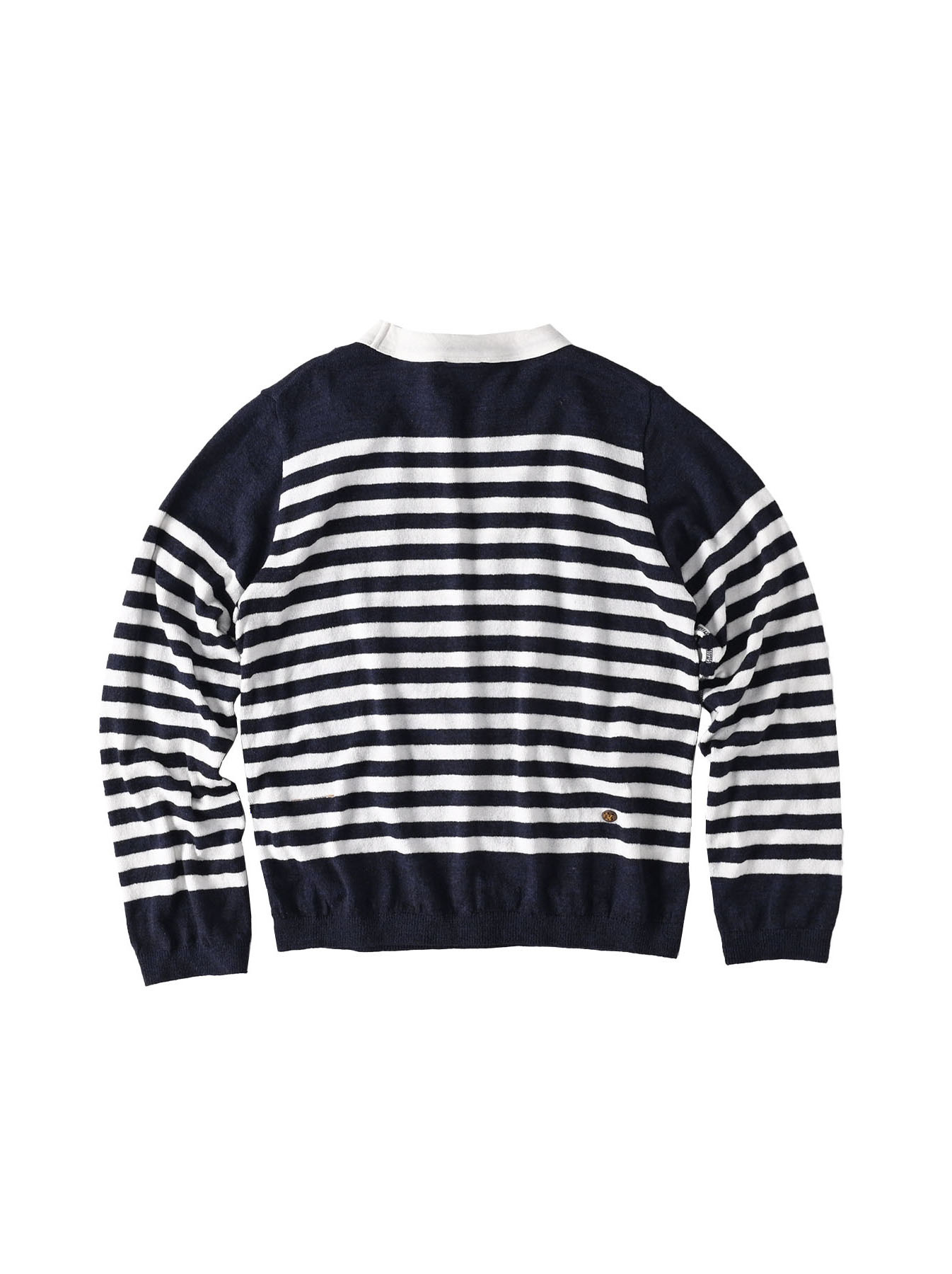 Super Gauze 908 Basque T-shirt Made in Japan (0621)-7