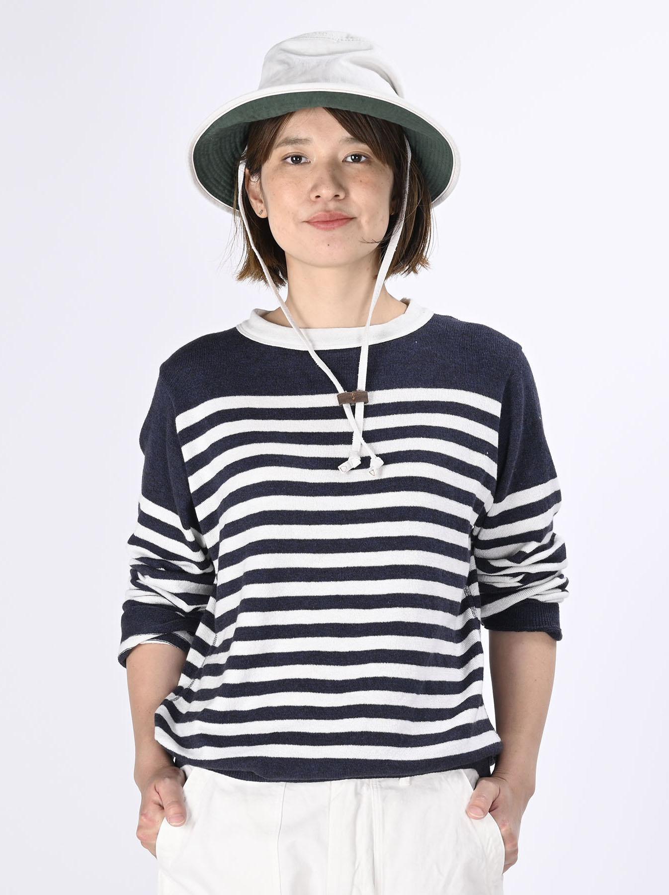 Super Gauze 908 Basque T-shirt Made in Japan (0621)-3