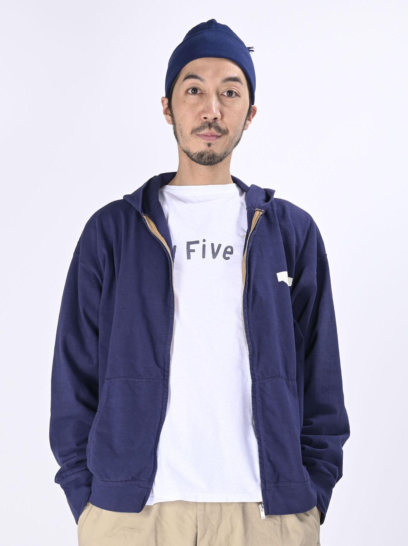 Dekoboko Tenjiku 908 Regatta Hoodie (0621)-3