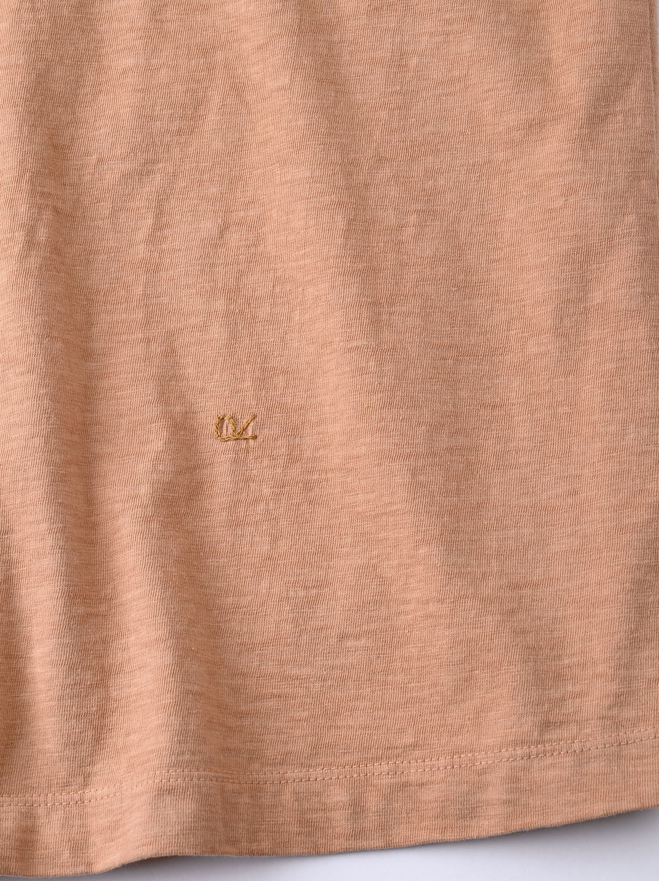Smile R Embroidery 908 Ocean T-shirt (0621)-9