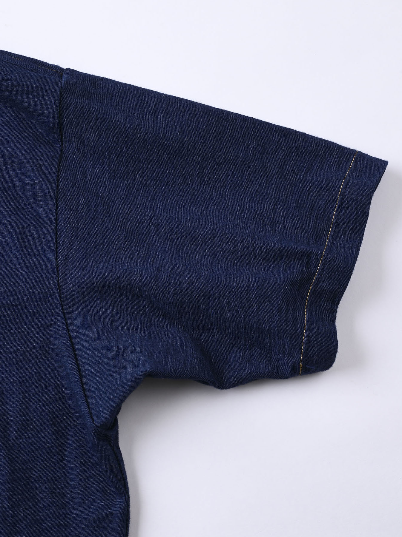 Indigo Ukiyo de Surf 908 Ocean T-shirt (0621)-8