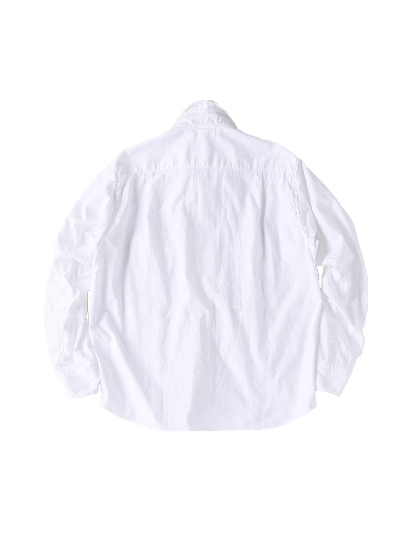 Thin Oxford 908 Ocean Lace Shirt (0621)-9
