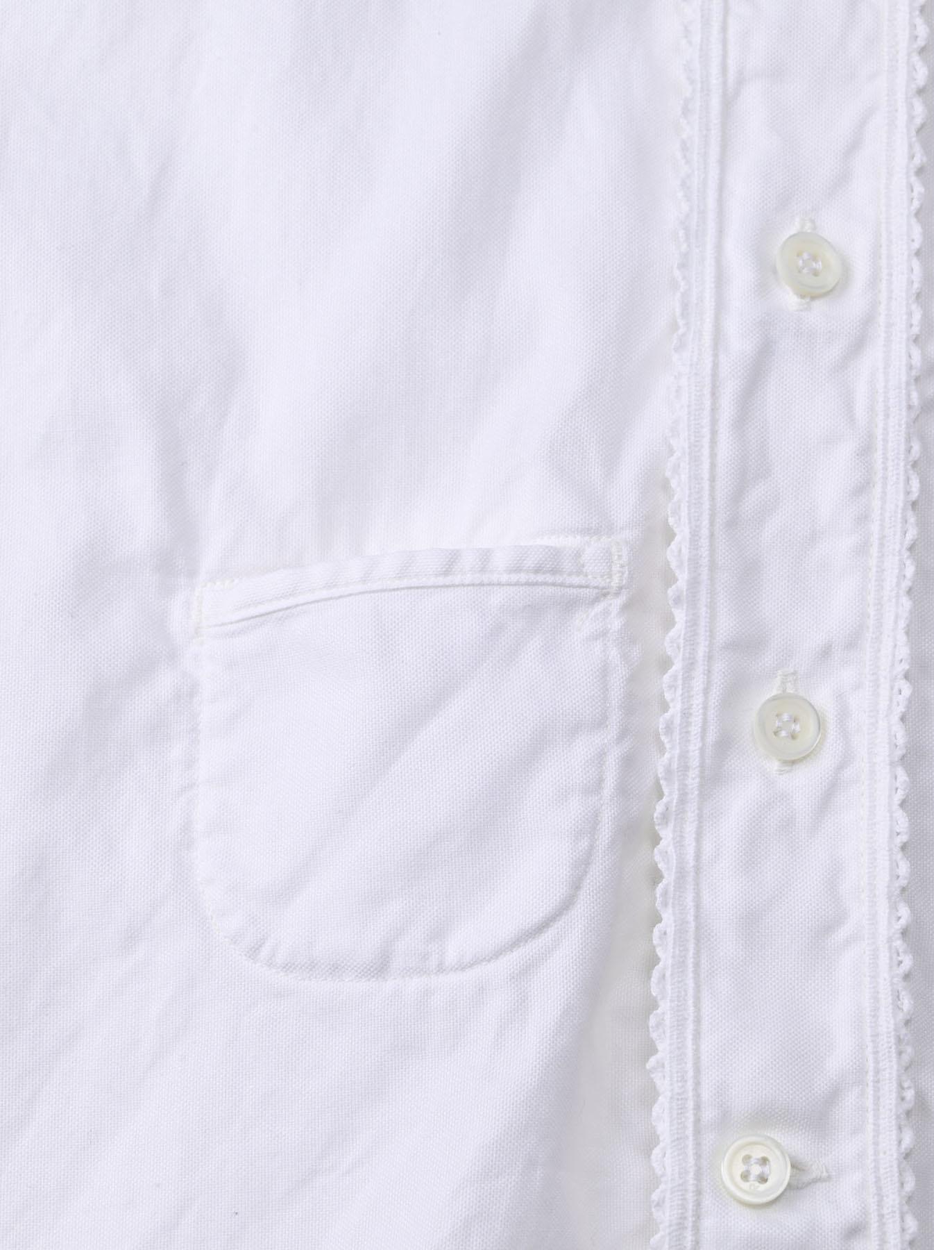Thin Oxford 908 Ocean Lace Shirt (0621)-10