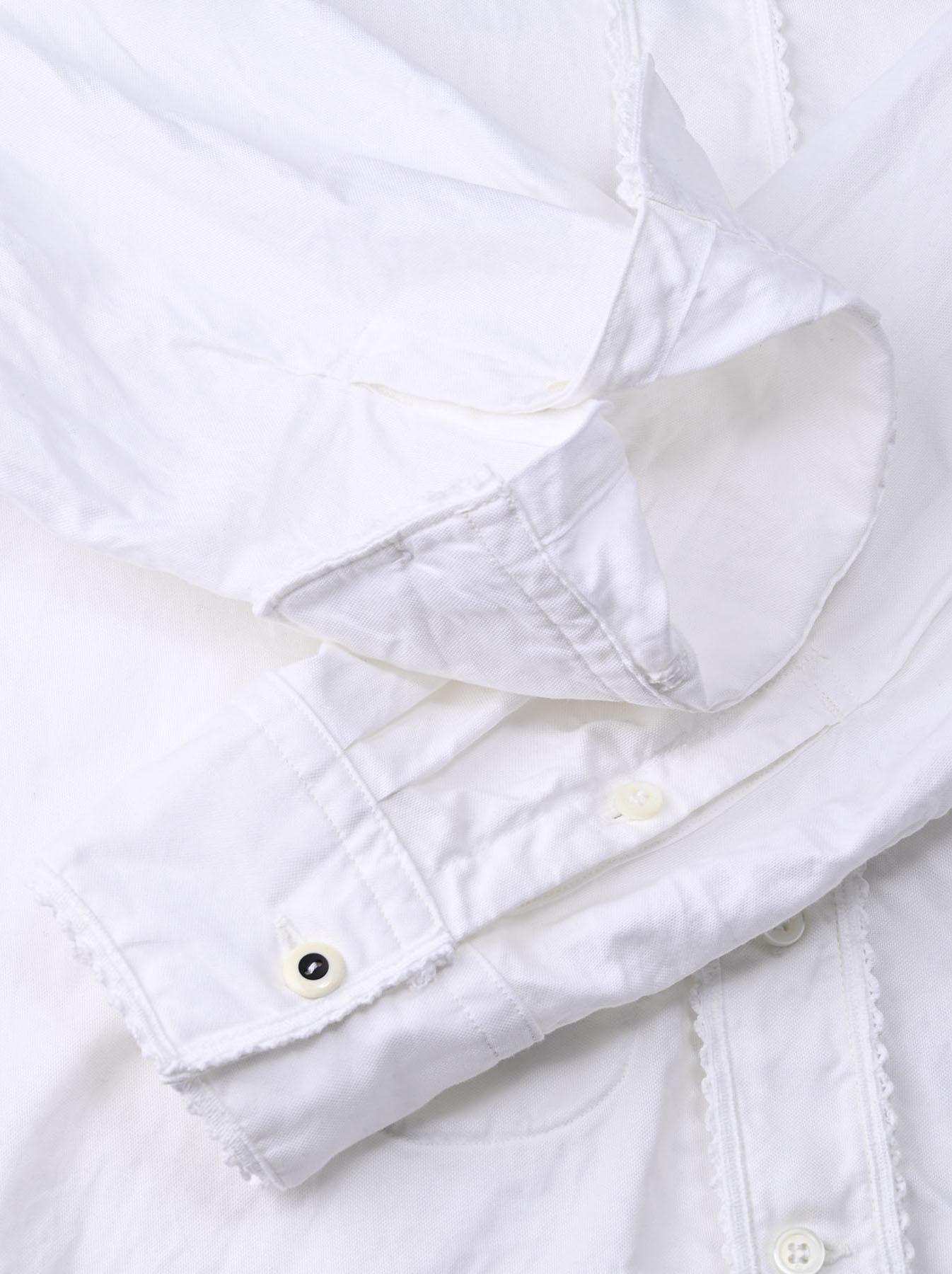 Thin Oxford 908 Ocean Lace Shirt (0621)-11