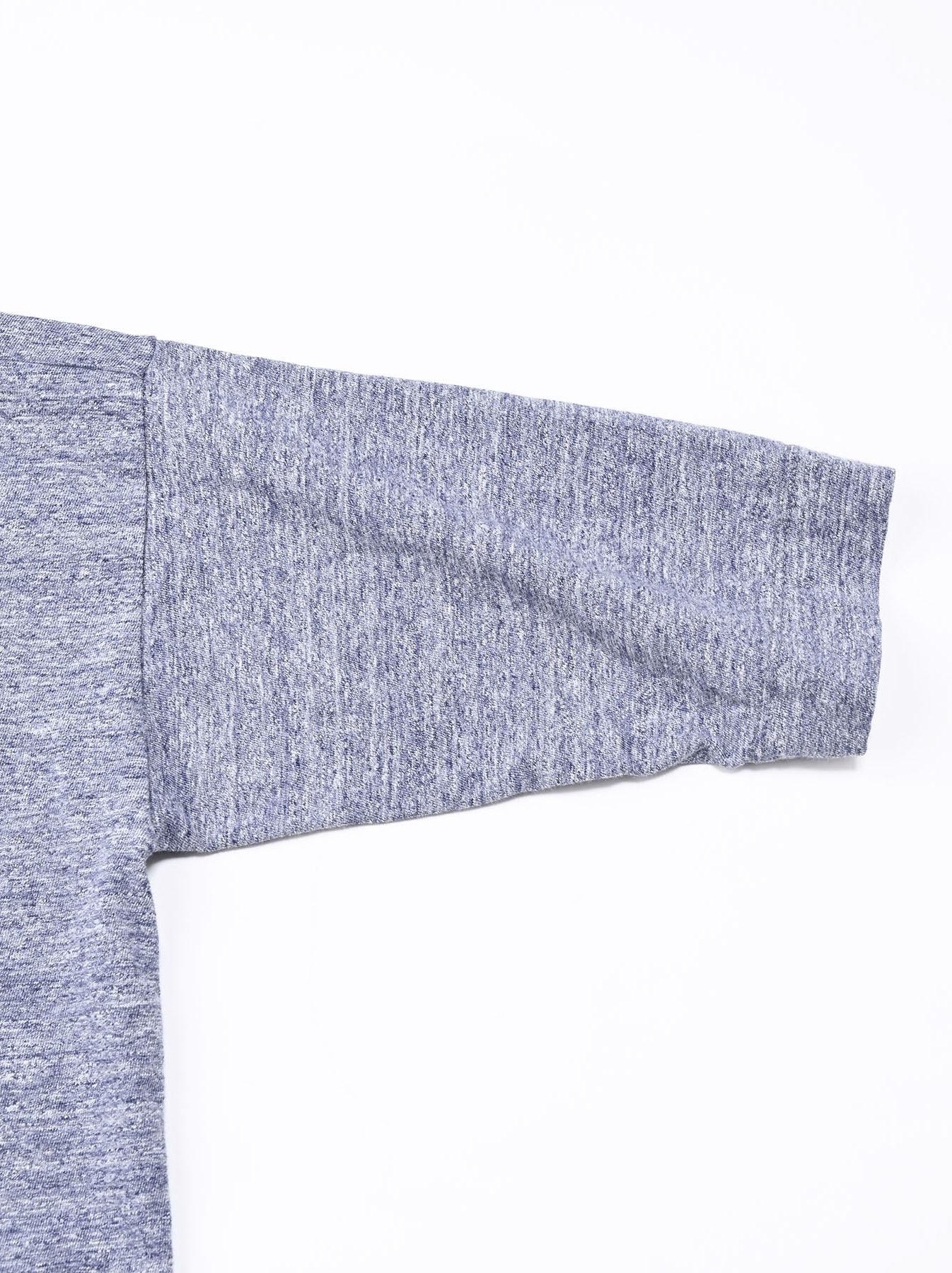 Lei Lei Print Big Slit T-shirt (0621)-9