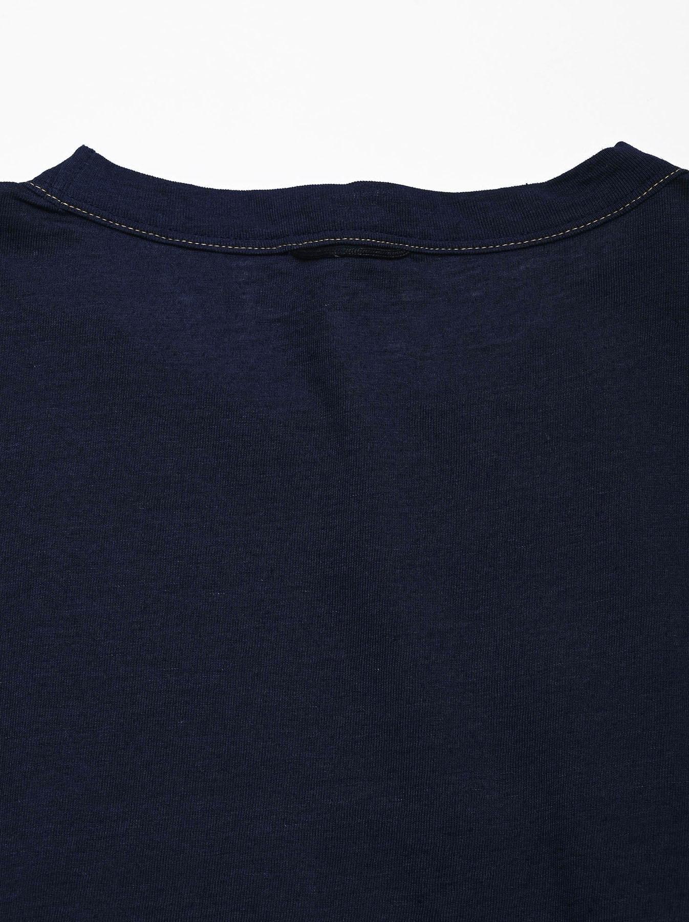 Indigo Tenjiku 908 Ocean T-Shirt (0621)-8