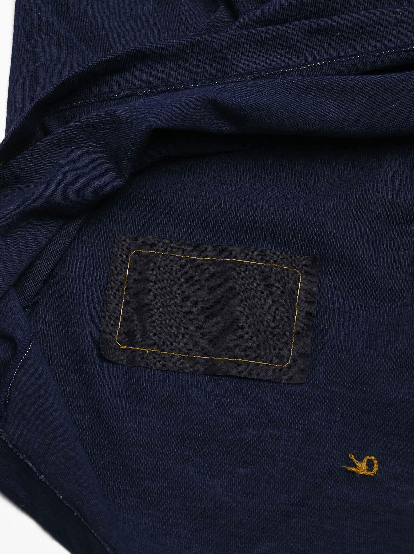 Indigo Tenjiku 908 Ocean T-Shirt (0621)-10