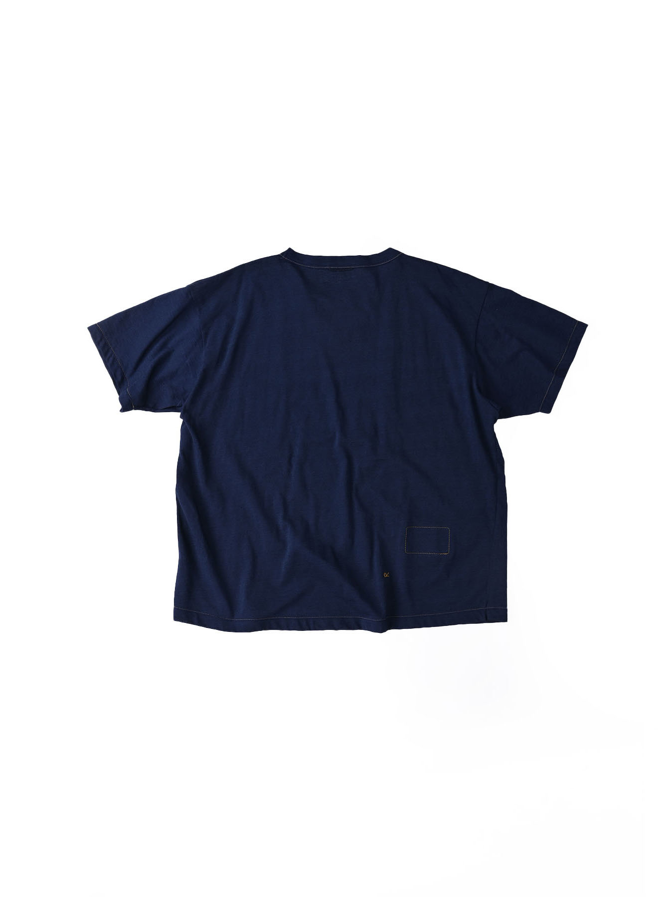 Indigo Tenjiku 908 Ocean T-Shirt (0621)-6