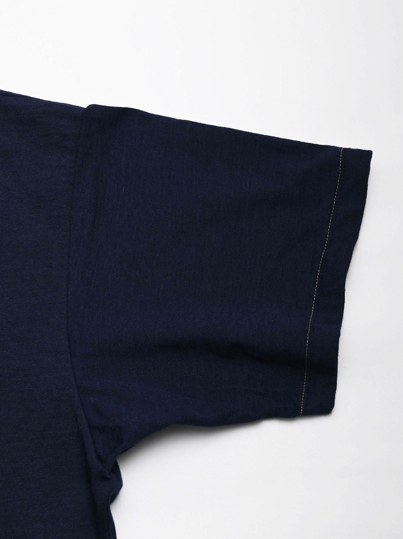 Indigo Tenjiku 908 Ocean T-Shirt (0621)-12