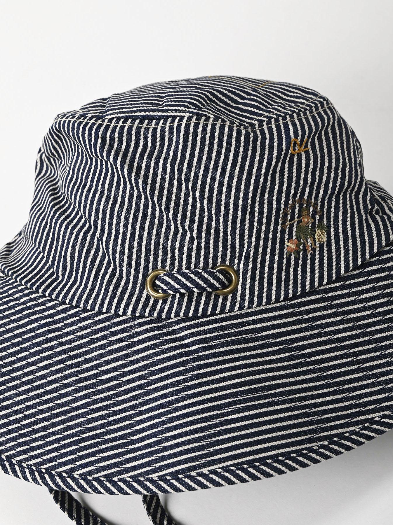 Denim (Nou) Sail Hat-4