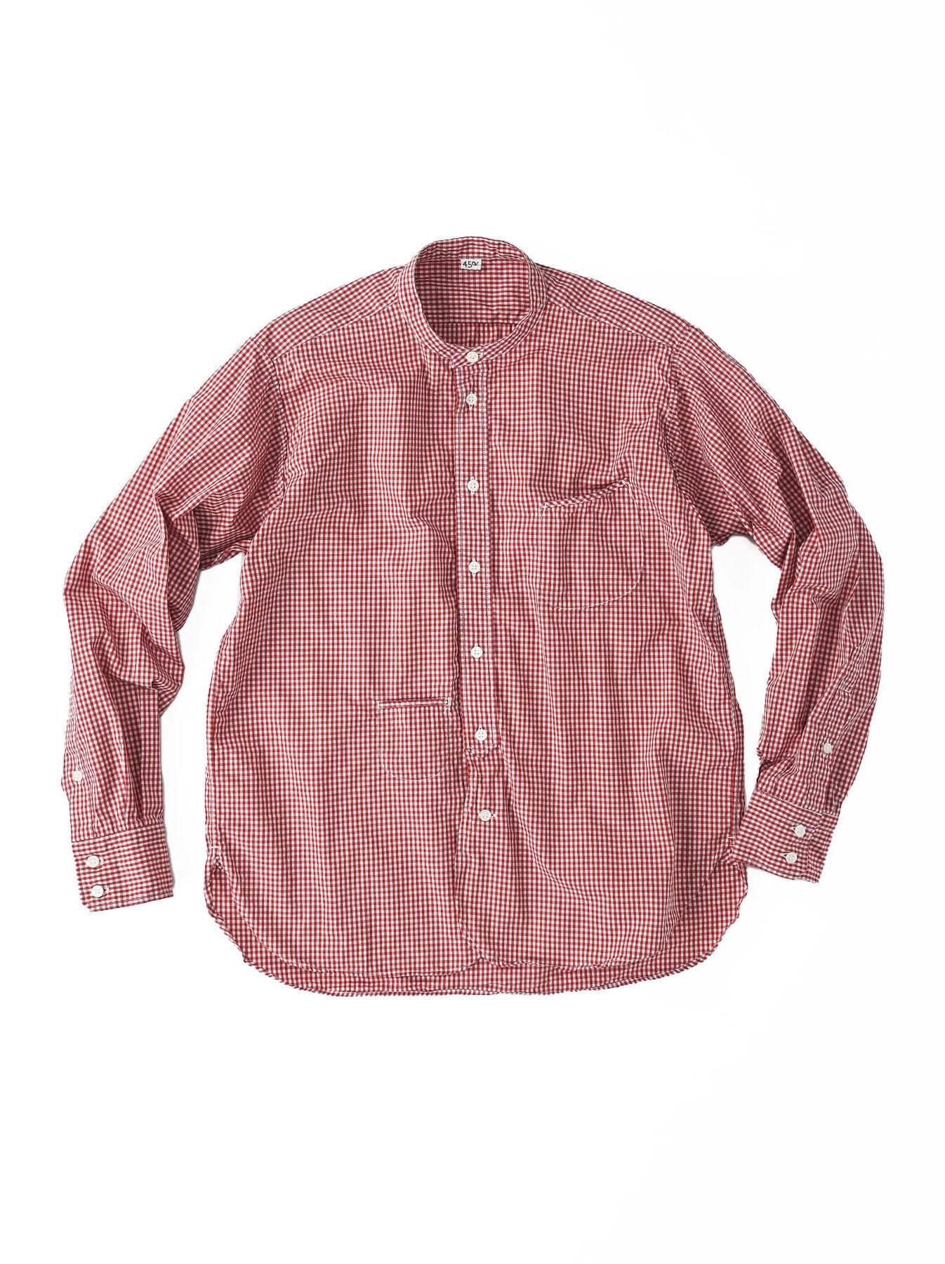 Damp 908 Stand Ocean Shirt(0721)-9