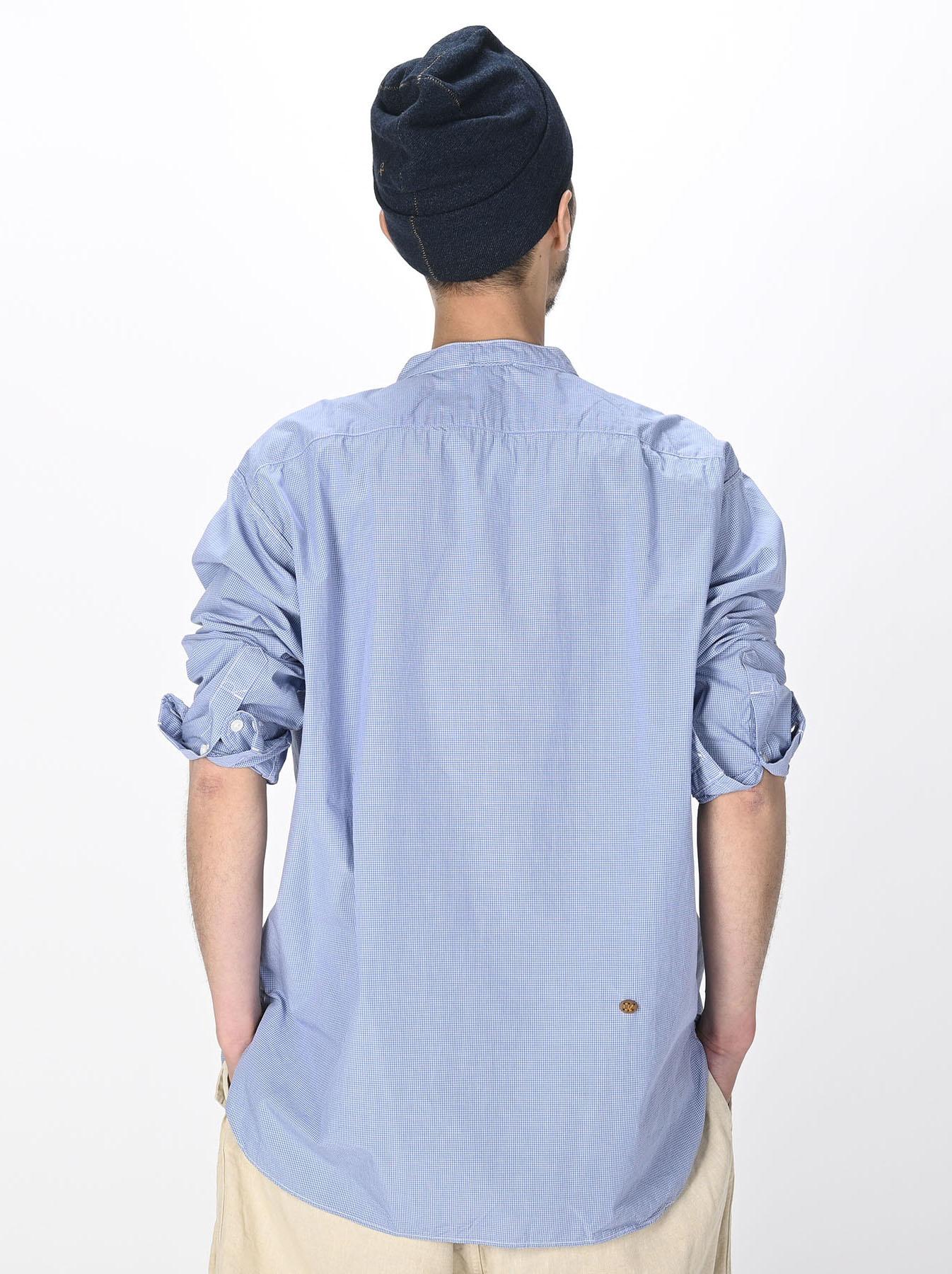 Damp 908 Stand Ocean Shirt(0721)-7