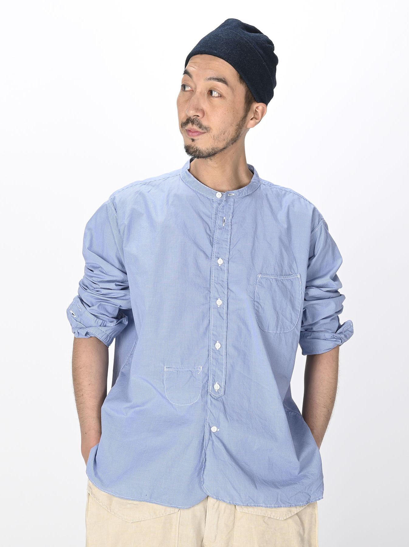 Damp 908 Stand Ocean Shirt(0721)-5