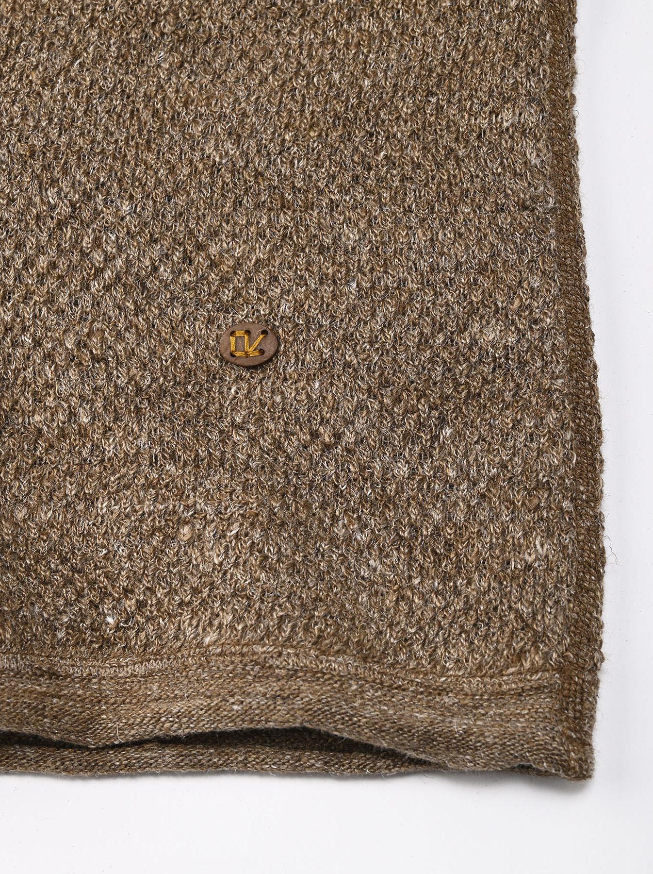 Linen Pique 908 Umahiko Sweater(0721)-6
