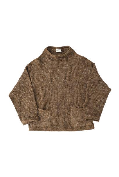 Linen Pique 908 Umahiko Sweater