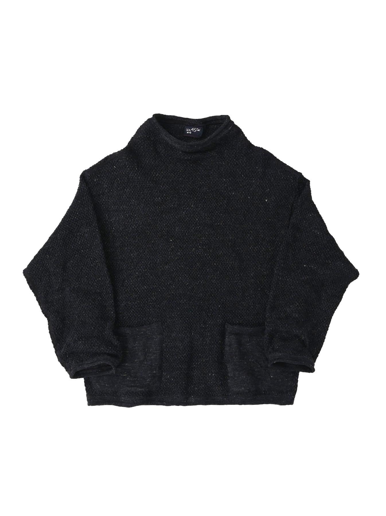 Linen Pique 908 Umahiko Sweater(0721)-12