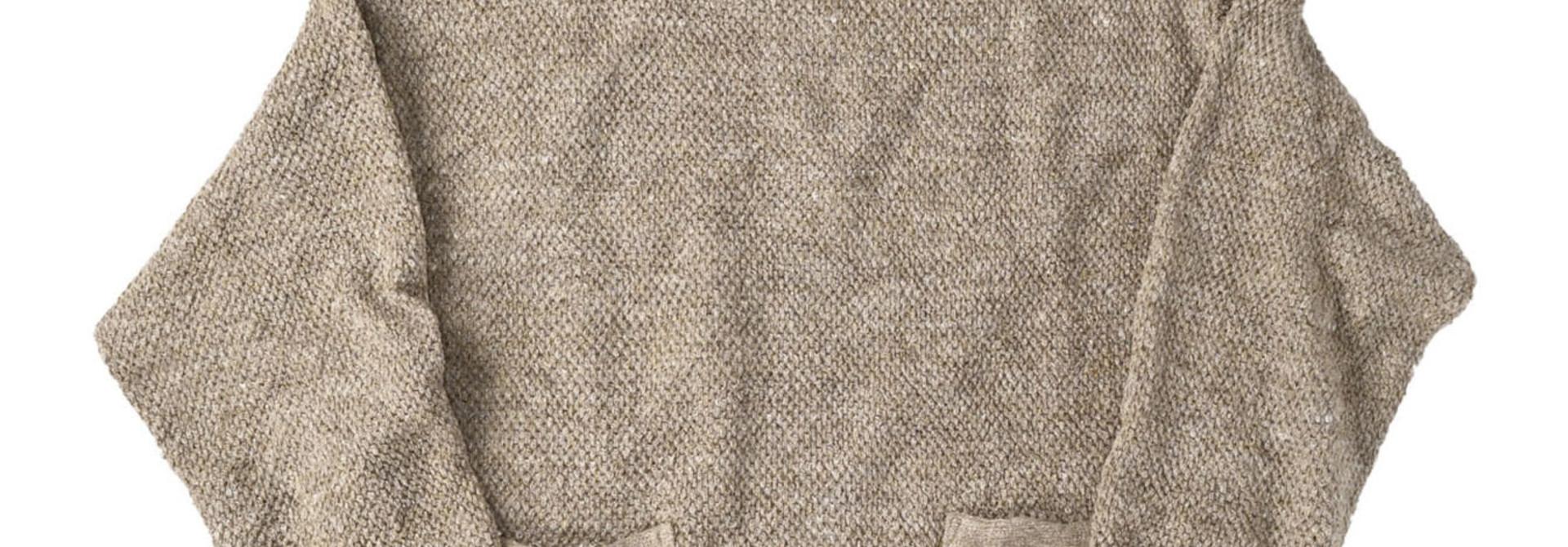 Linen Pique 908 Umahiko Sweater(0721)