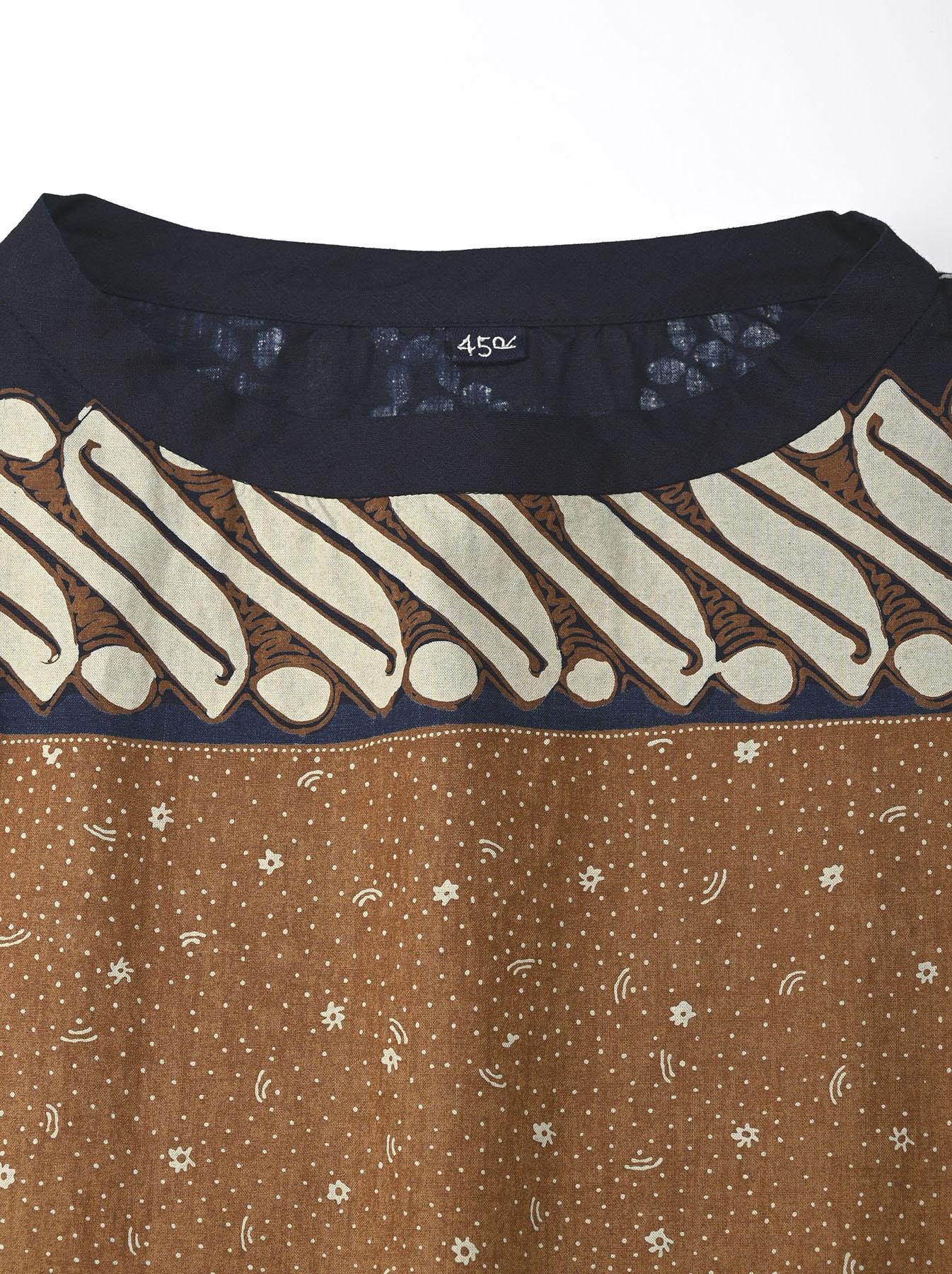 Batik Bandana Blouse(0721)-6
