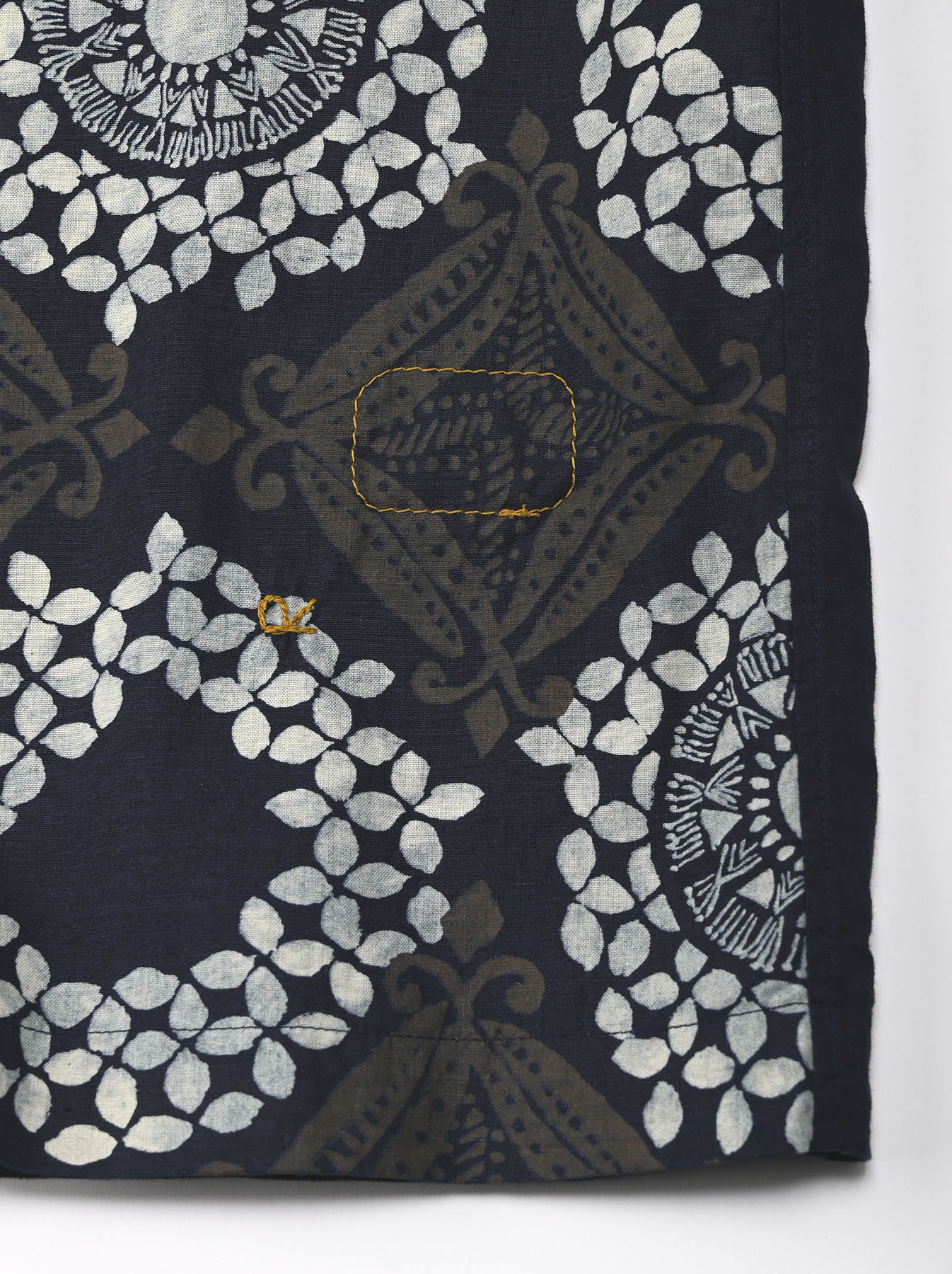 Batik Bandana Blouse(0721)-11