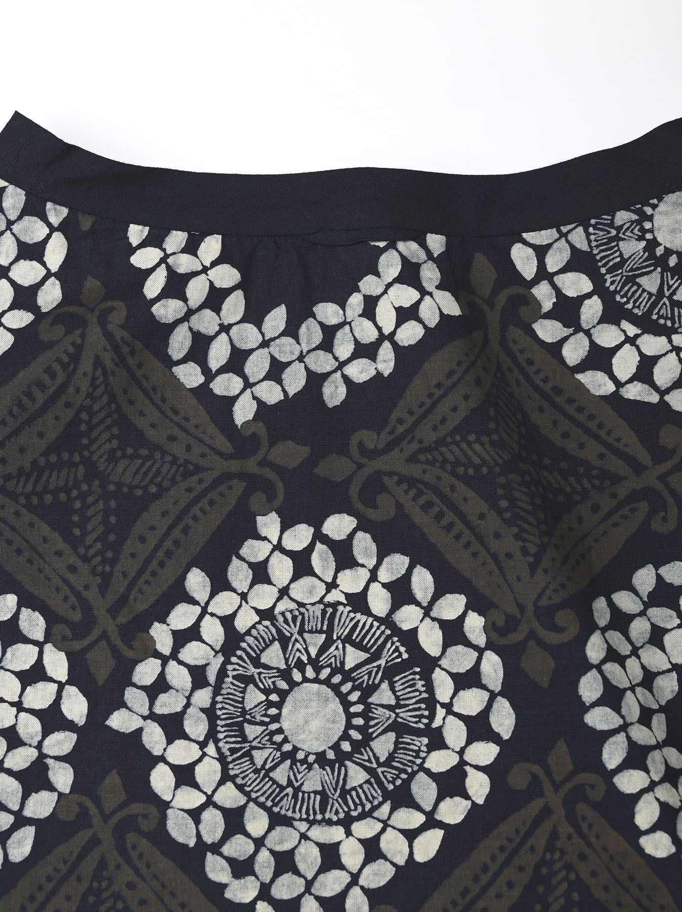 Batik Bandana Blouse(0721)-9