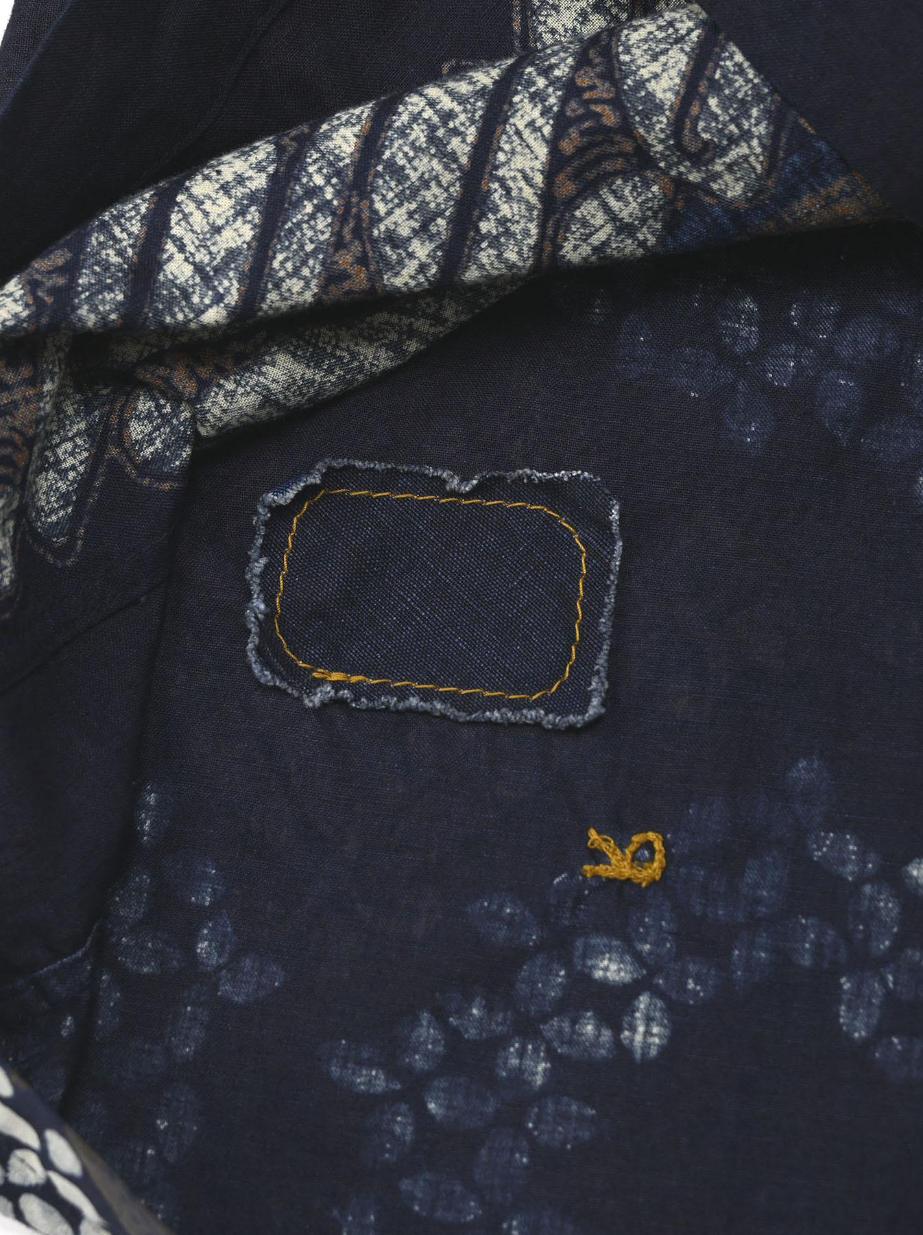Batik Bandana Blouse(0721)-12