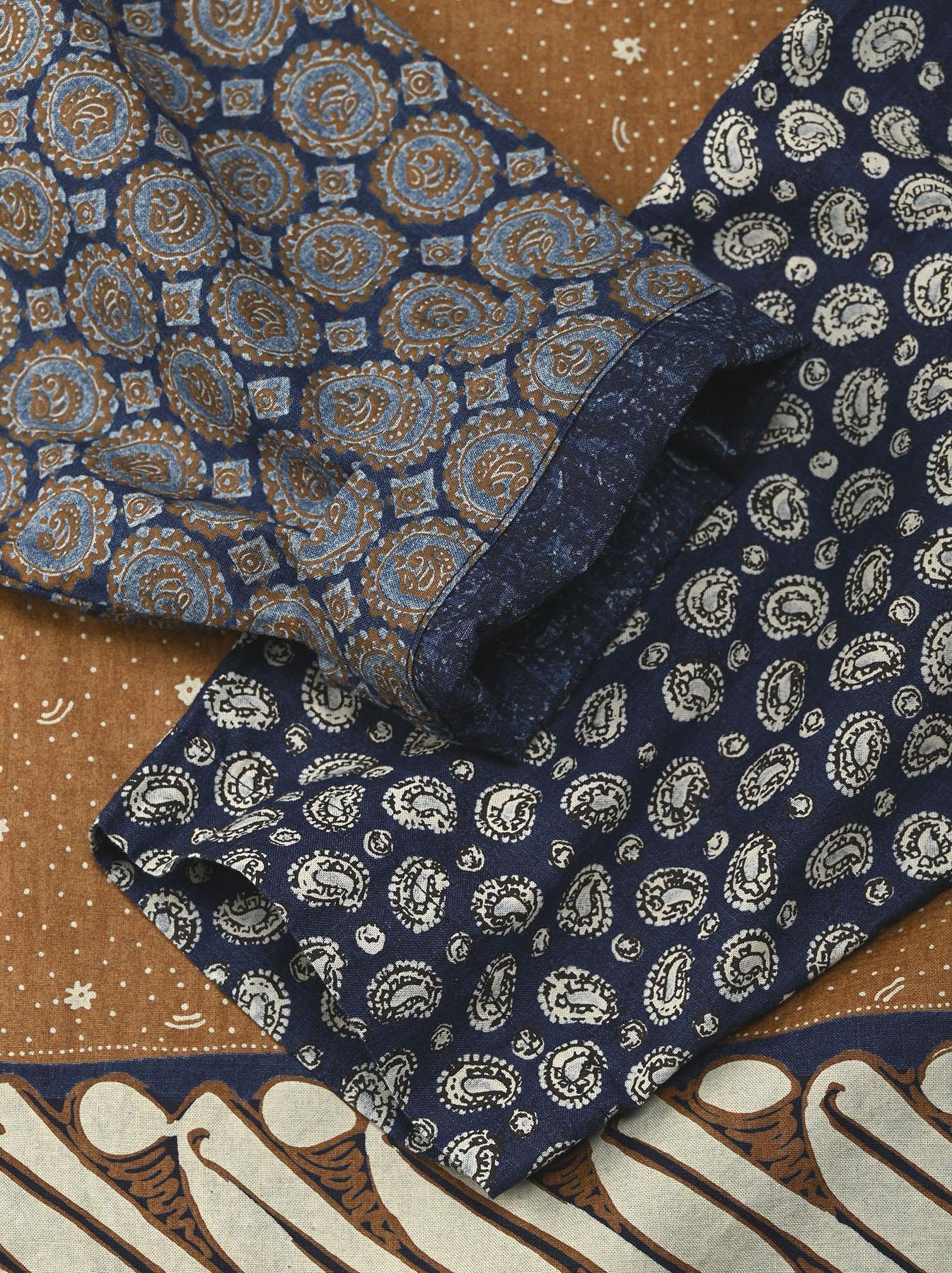 Batik Bandana Blouse(0721)-8