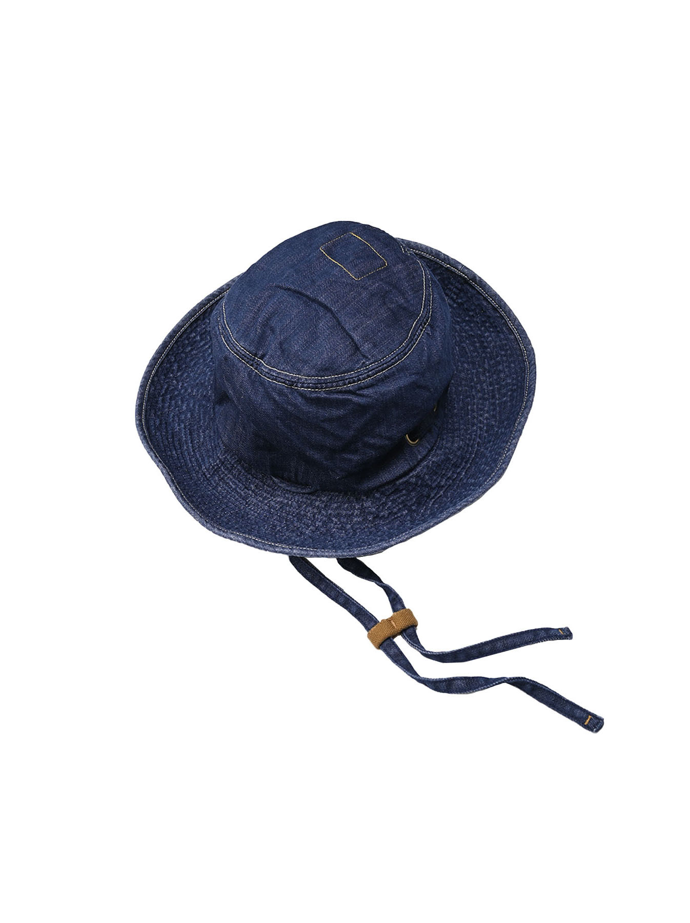 Denim Sail Hat Distressed(0721)-4