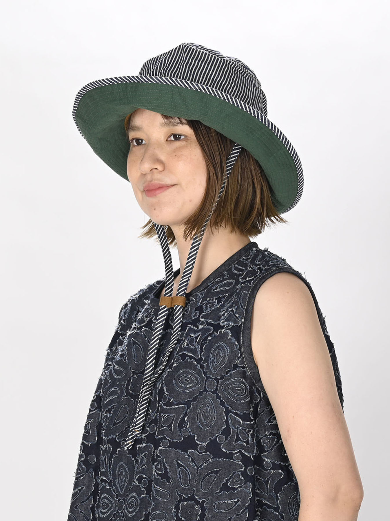 Denim (Nou) Sail Hat-2