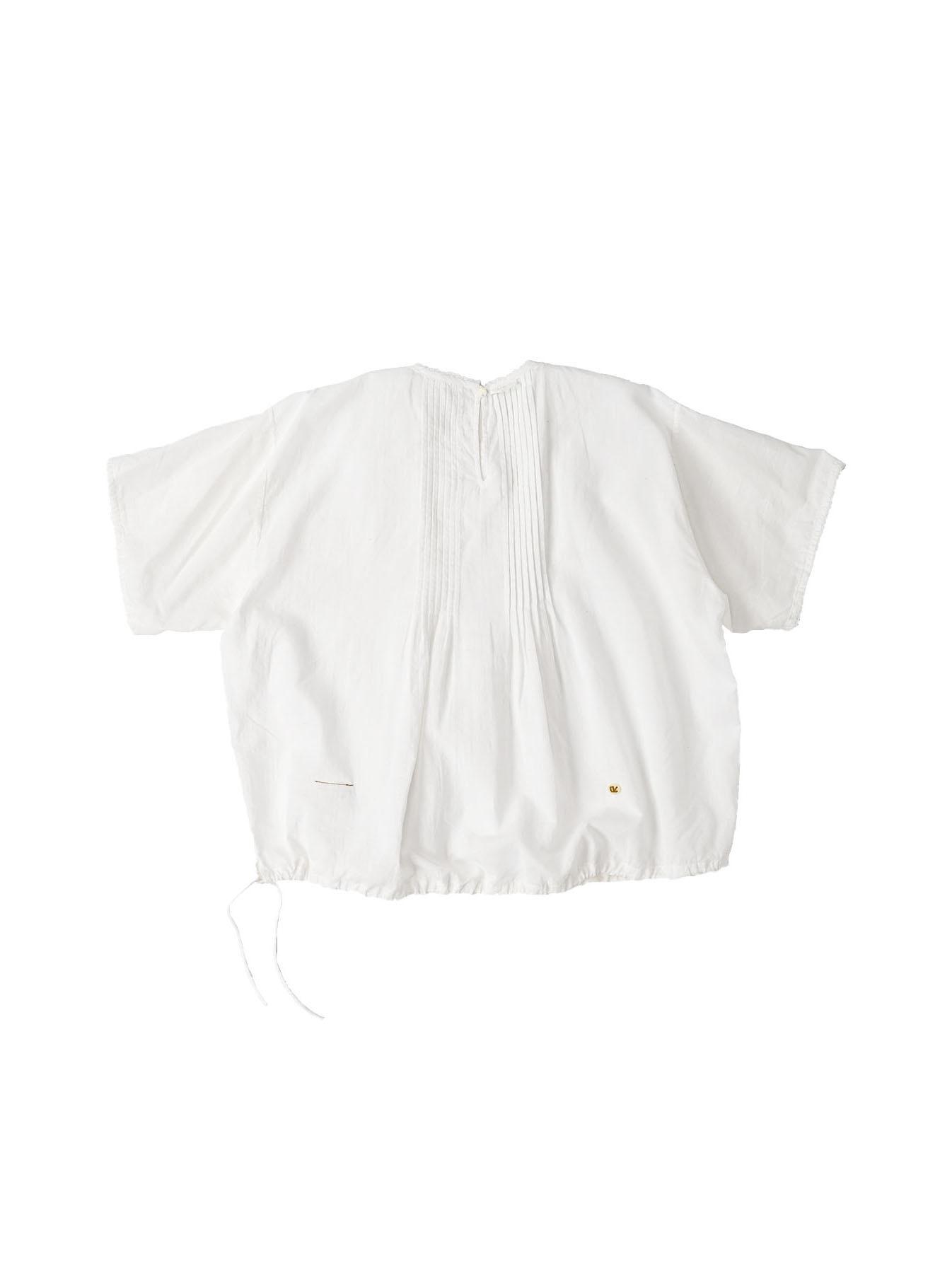 Khadi Lace de T-shirt (0721)-11