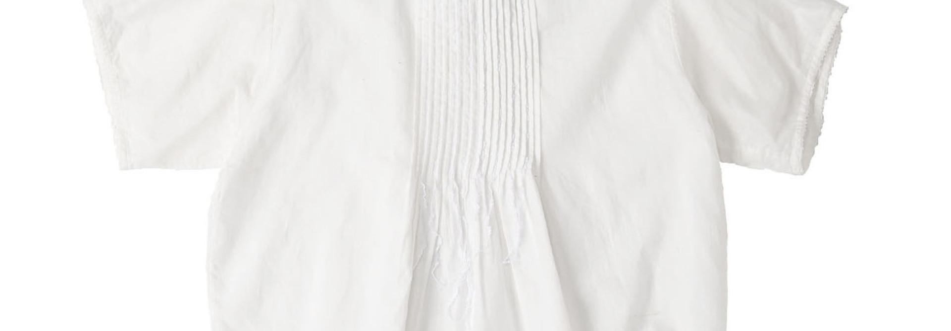 Khadi Lace de T-shirt (0721)