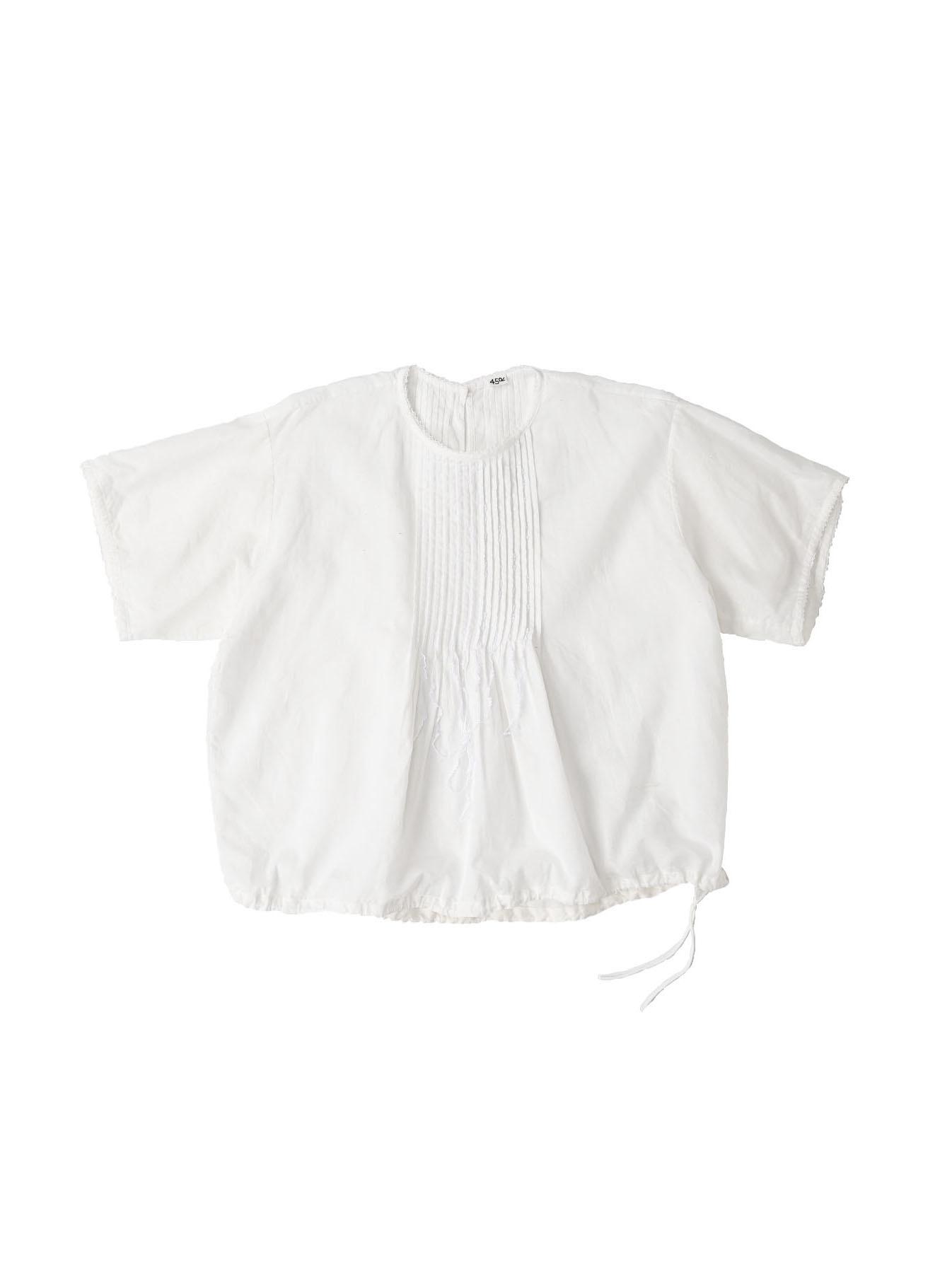 Khadi Lace de T-shirt (0721)-1