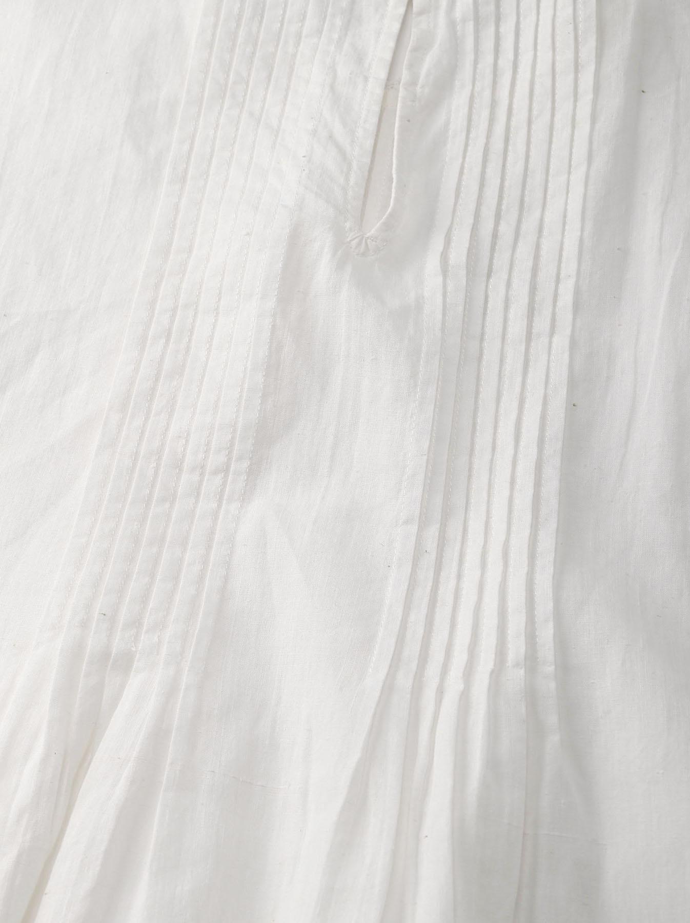 Khadi Lace de T-shirt (0721)-7